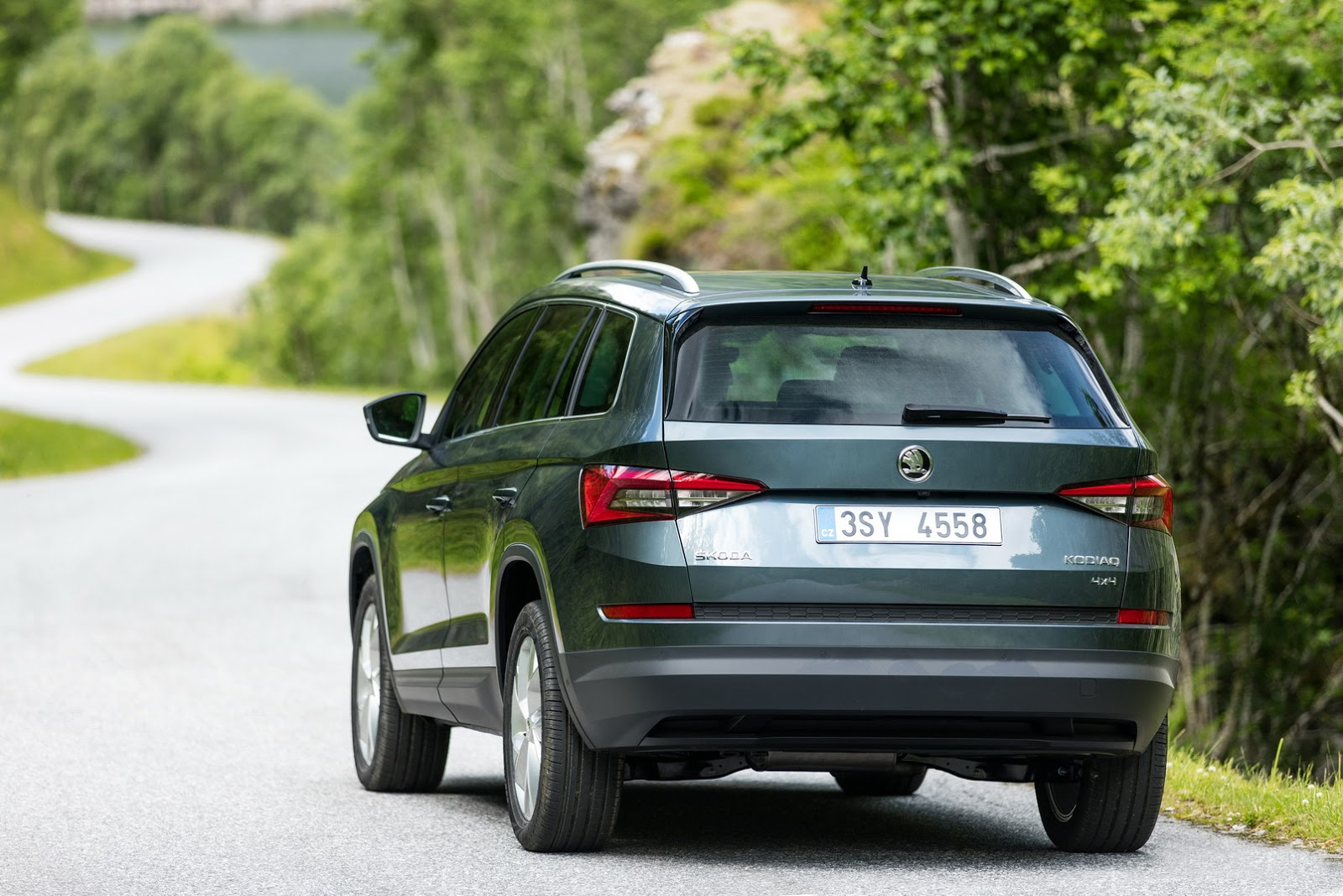 Lastest 2017 Skoda Kodiaq Price Set From 21495  Autoevolution