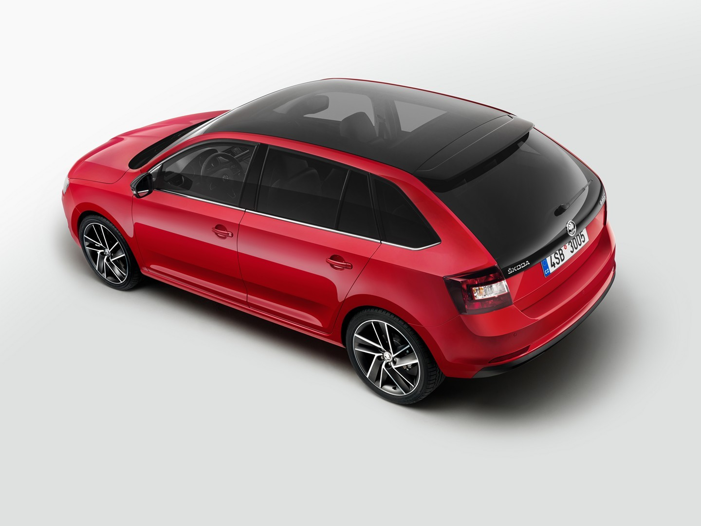 2017 skoda rapid and rapid spaceback facelift revealed get 1 0 tsi engines autoevolution. Black Bedroom Furniture Sets. Home Design Ideas