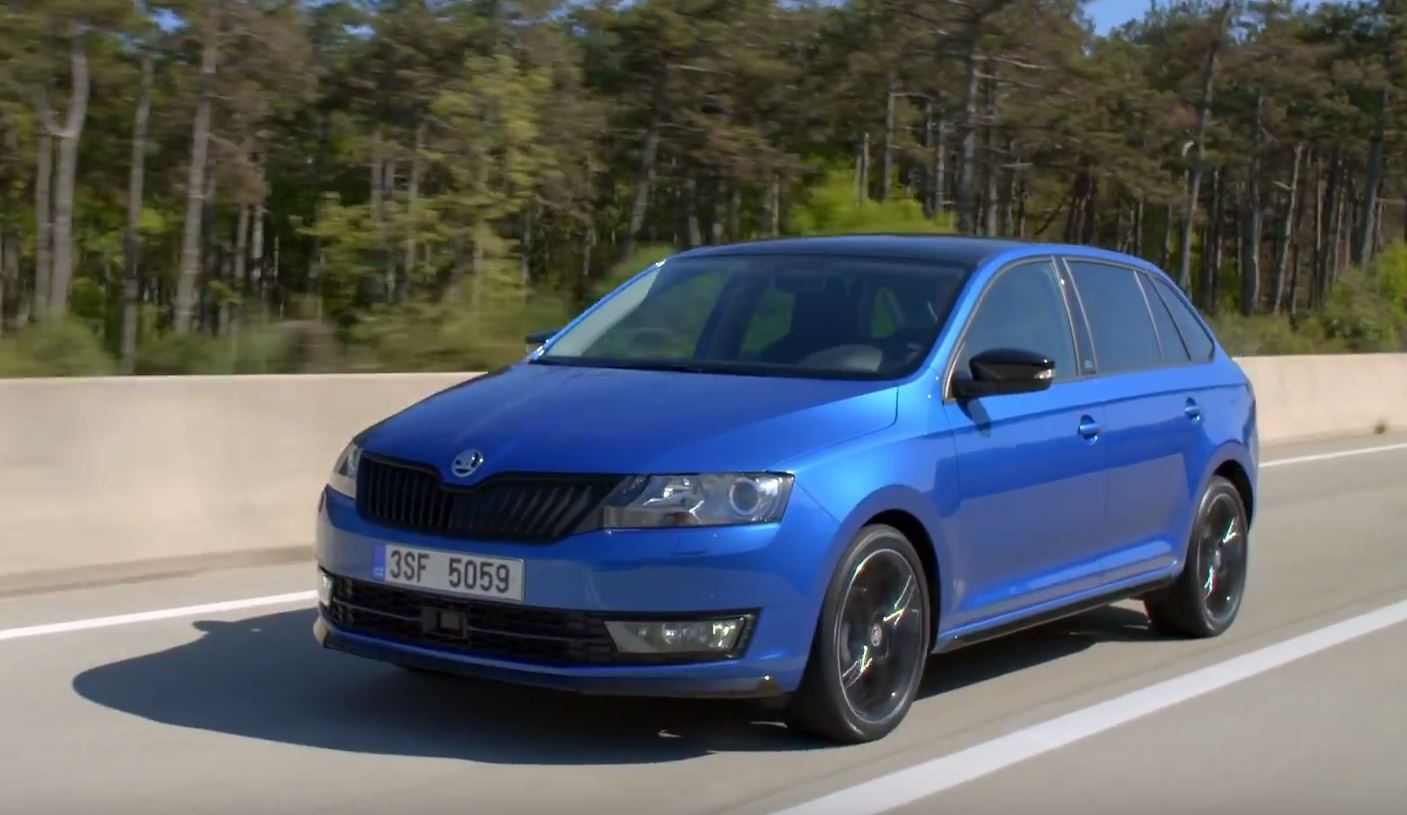 2017 Skoda Rapid Gets 1.4 TDI Engine, Videos for Scoutline ...