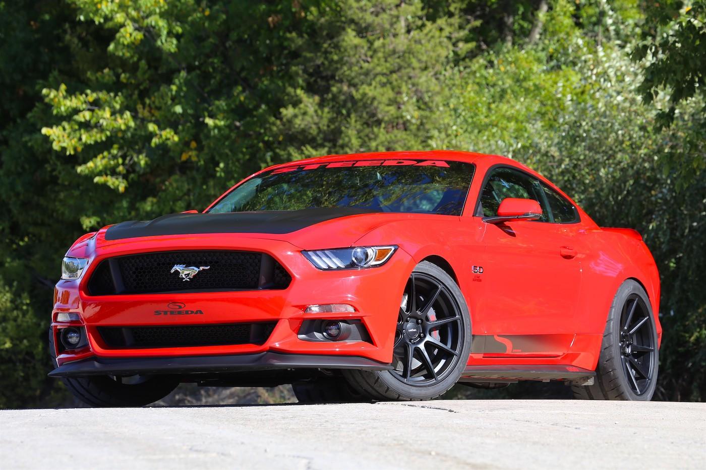 2017 Steeda Q750 StreetFighter Mustang Packs Hellcat-shaming 825 HP Blown V8 - autoevolution