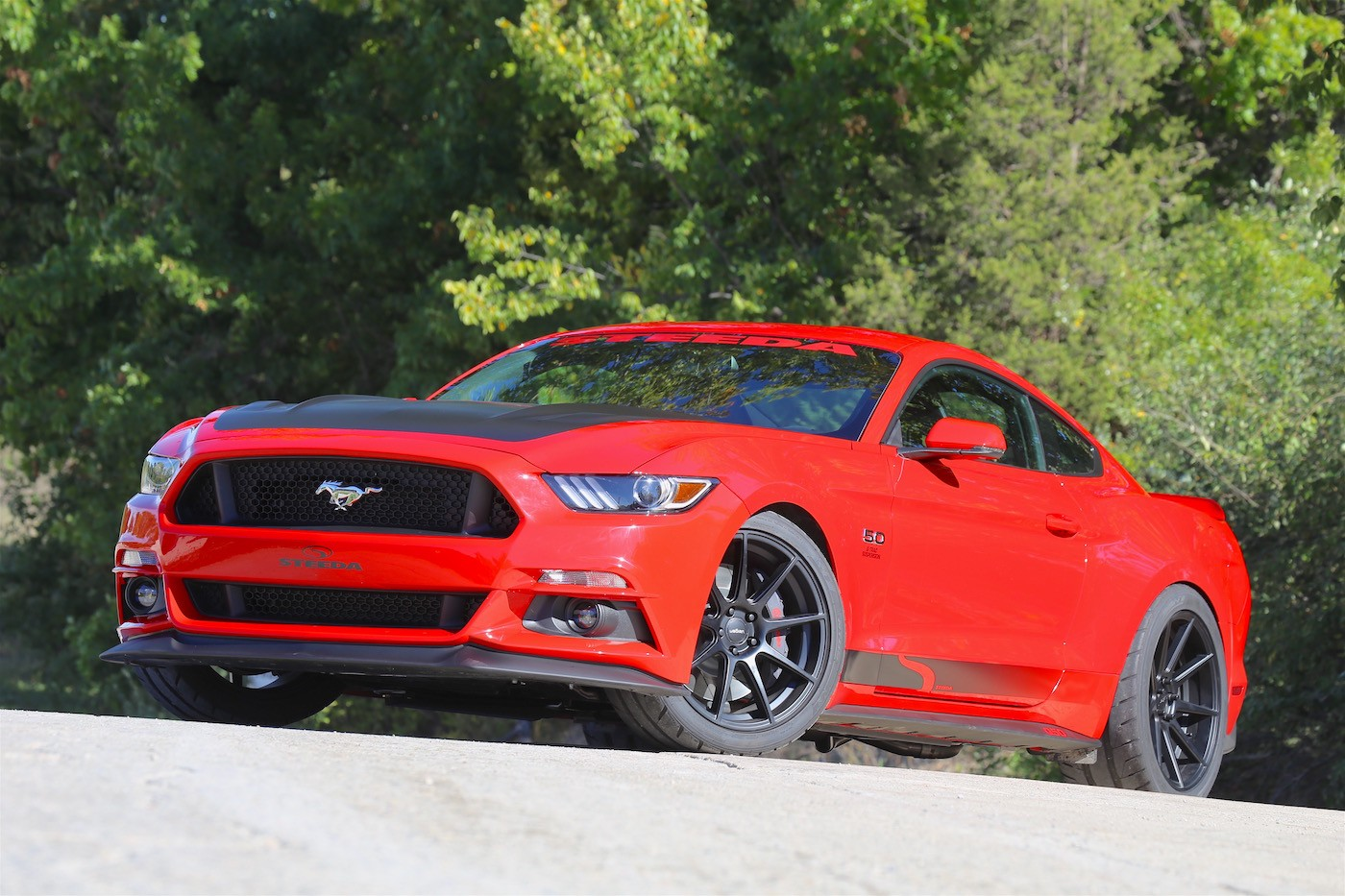 2017 Steeda Q750 StreetFighter Mustang Packs Hellcat ...