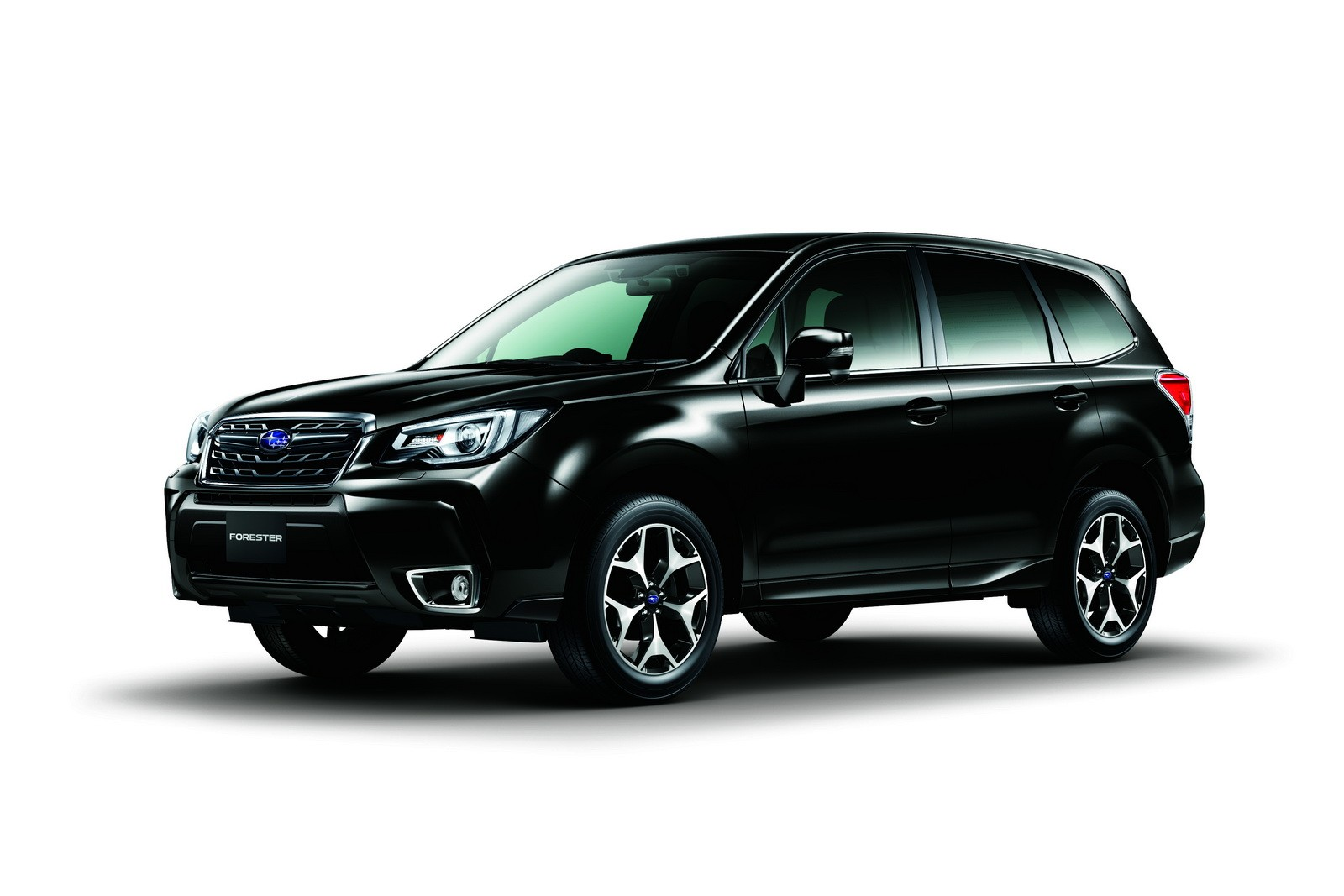 2017 Subaru Forester Facelift Revealed ahead of Tokyo ...