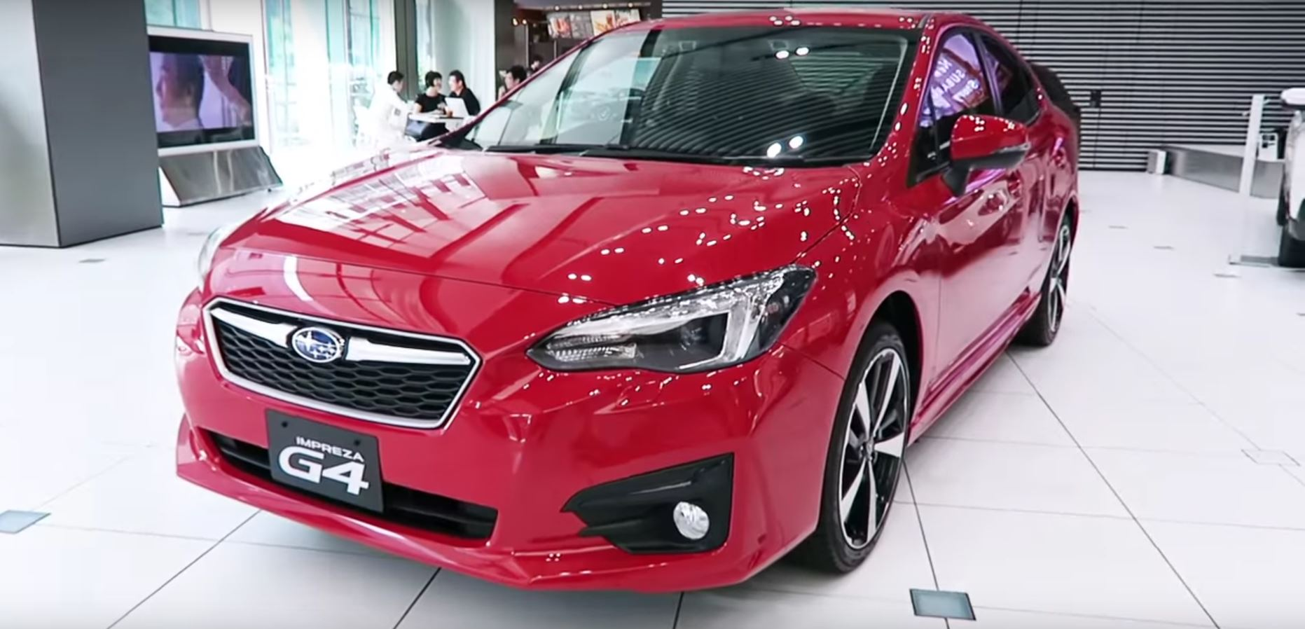 2017 Subaru Impreza Hatch, Sedan and Chassis Get Detailed ...