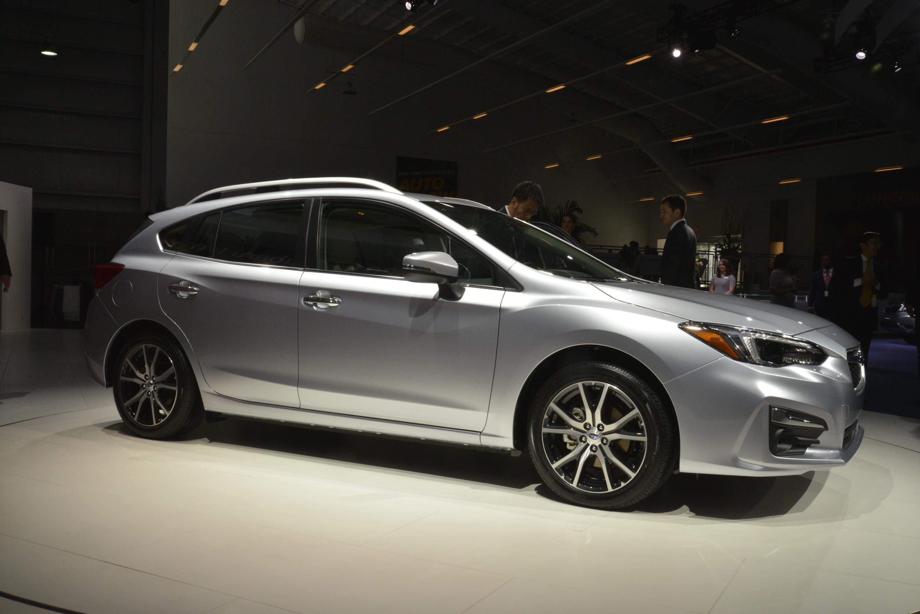2017 Subaru Impreza Launched In Japan es With Plenty of Safety