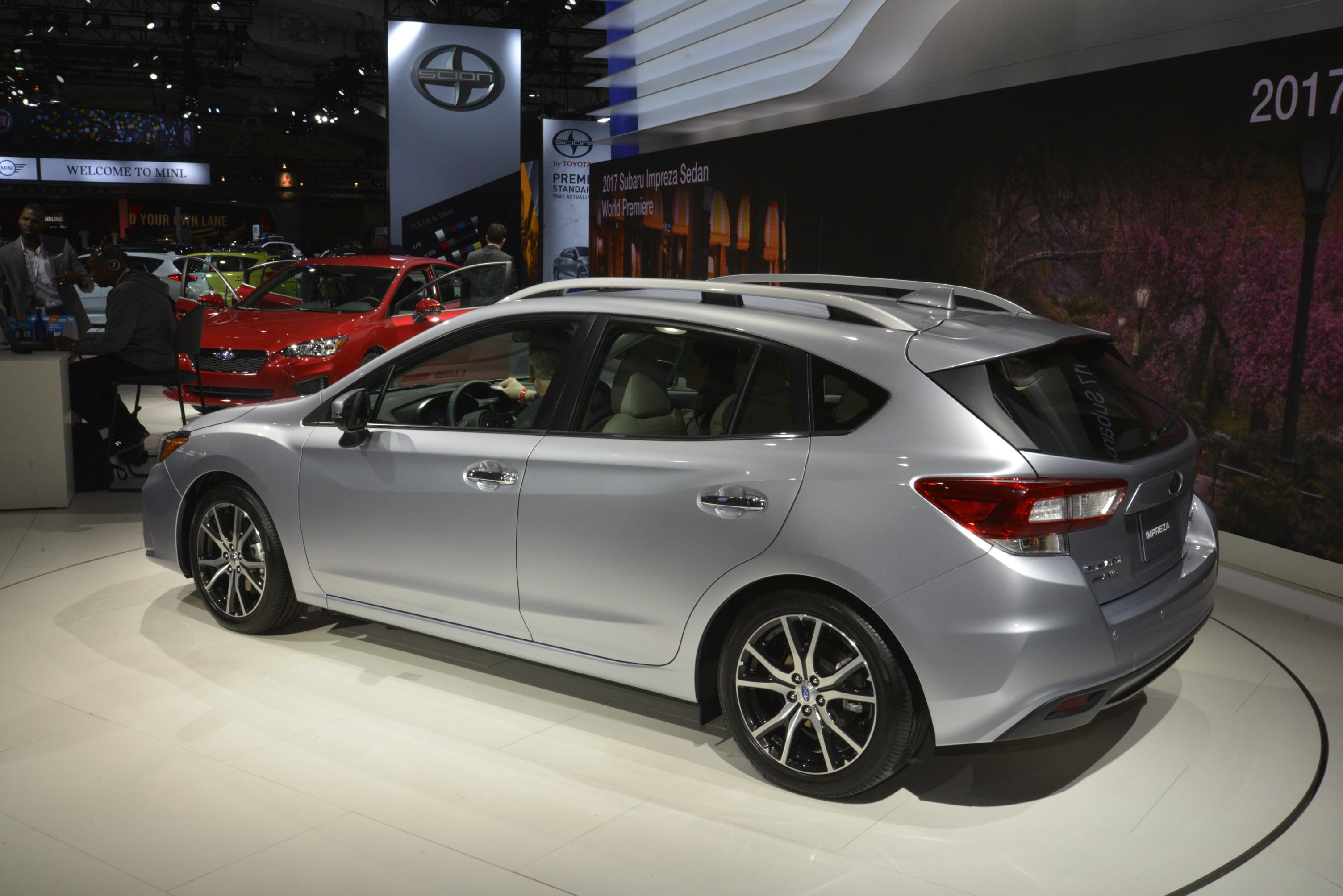 2017 Subaru Impreza Launched In Japan, Comes With Plenty of Safety