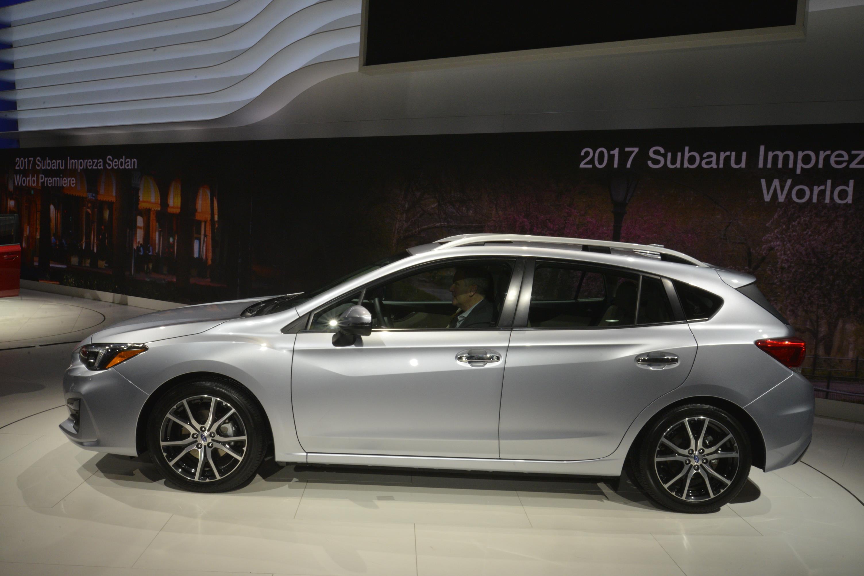 2018 Subaru Impreza WRX STI Might Look like This - autoevolution