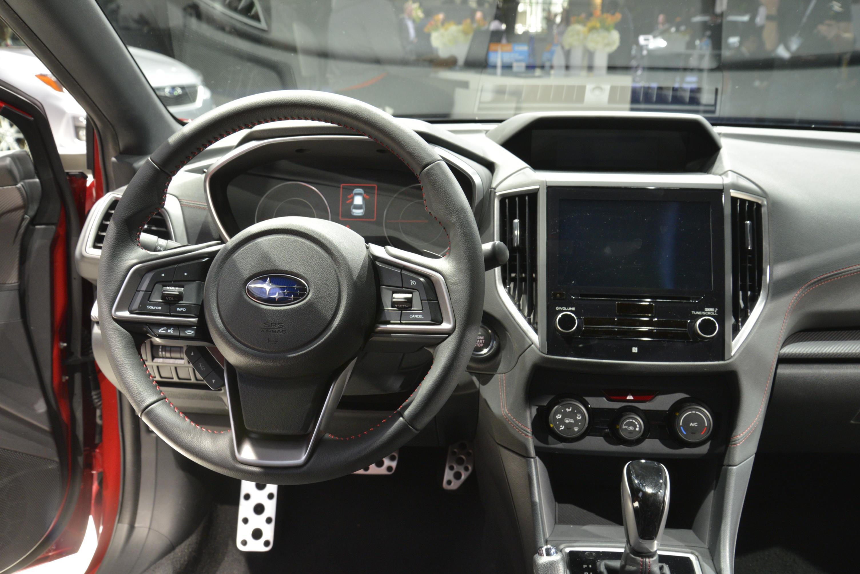 2017 Subaru Impreza Promises Better Handling Crash Safety And Ride