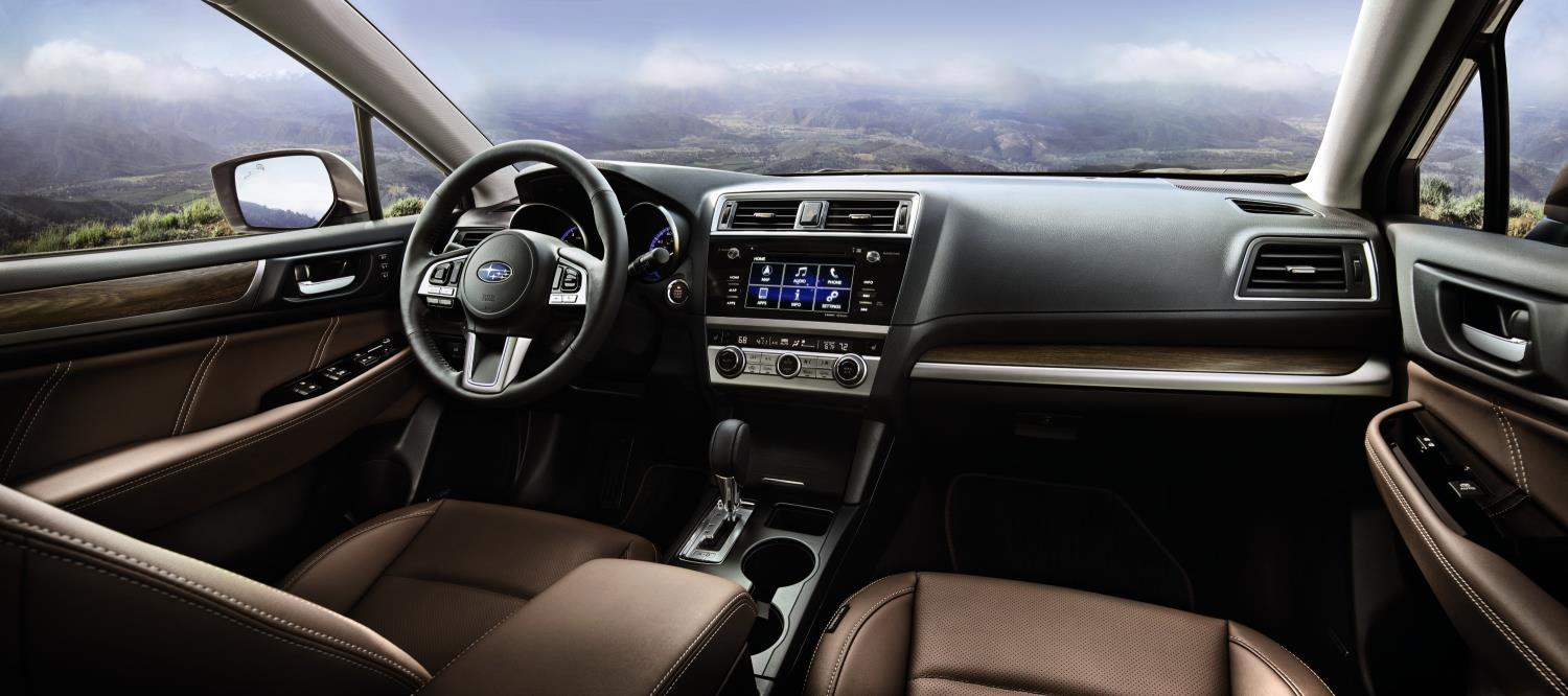 Subaru Updates Outback and Legacy for the 2017 Model Year with New ...