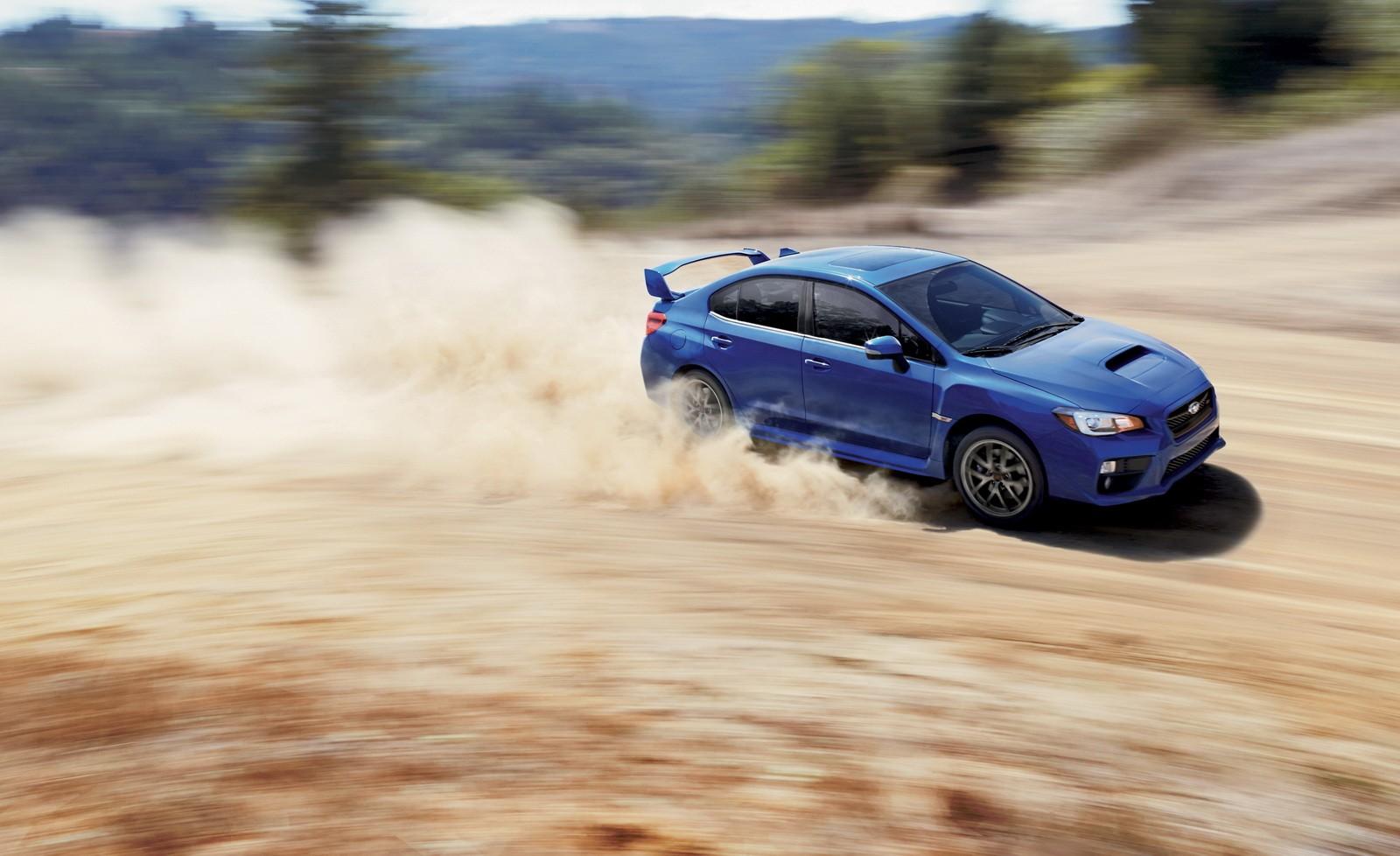 2017 Subaru WRX and 2017 Subaru WRX STI Priced in the ...
