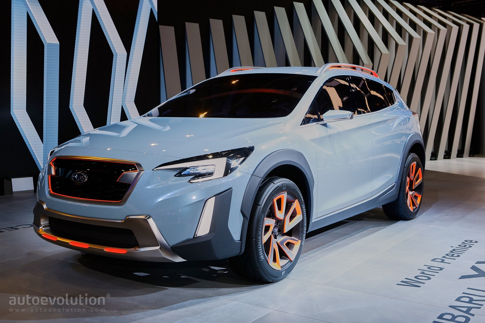 2017 Subaru Xv Crosstrek Previewed By This Rugged