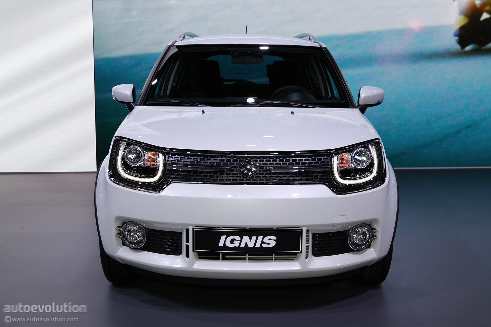 2017 Suzuki Ignis Locks Down On Paris, SX4 S-Cross Facelift Still ...