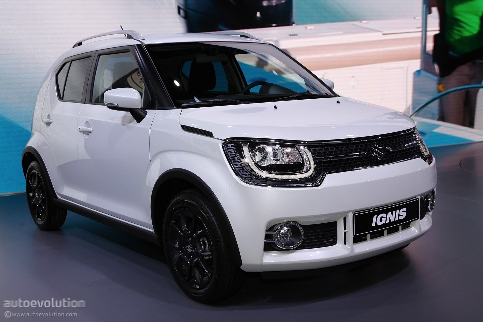 2017 Suzuki Ignis Locks Down On Paris, SX4 S-Cross ...