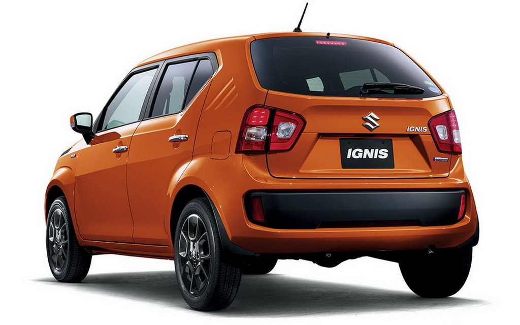 new car launches in germany2017 Suzuki Ignis Price Set for Europe 9999 in the UK 14210