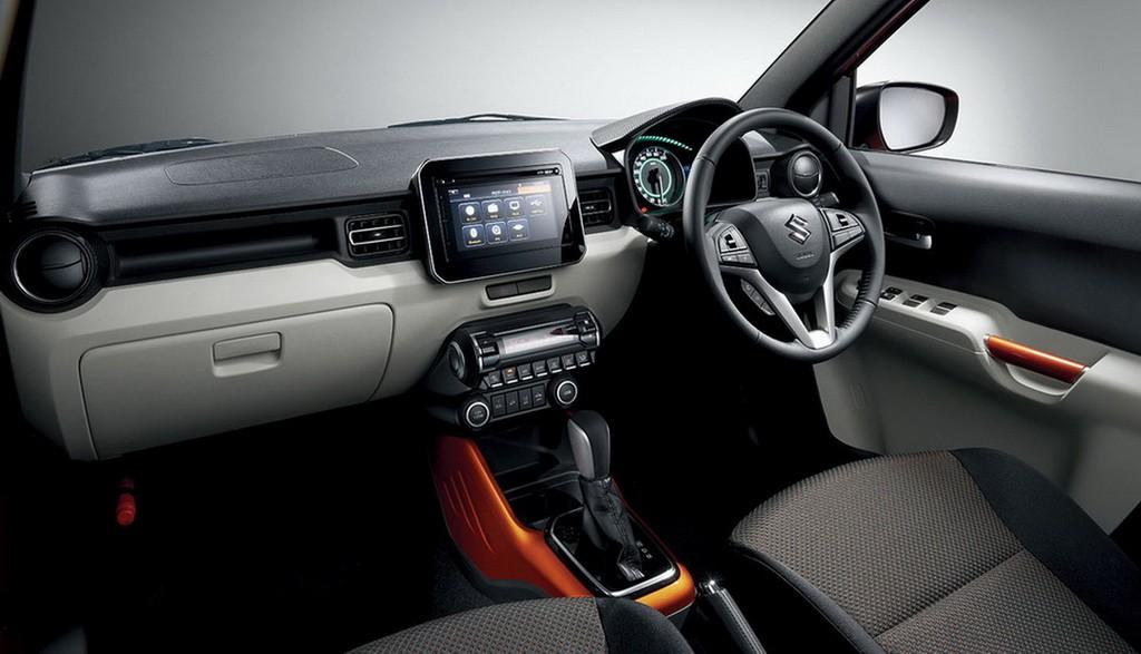 2017 Suzuki Ignis Price Set For Europe GBP9999 In The UK EUR14210