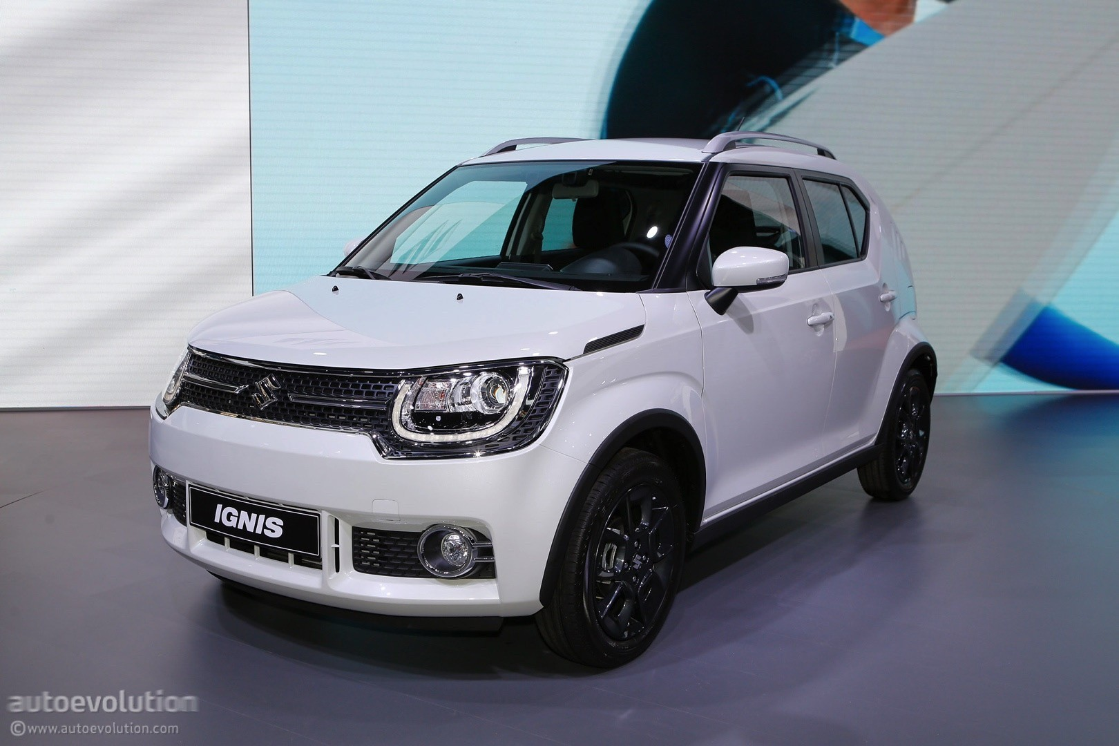 2017 Suzuki Ignis Price Set for Europe: £9,999 in the UK ...
