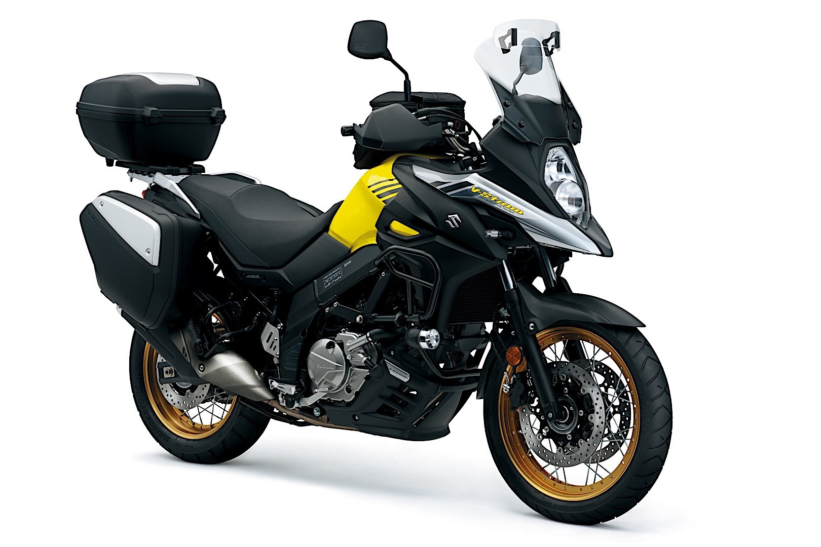 2017 suzuki v strom 650 and 1000 get updated autoevolution. Black Bedroom Furniture Sets. Home Design Ideas