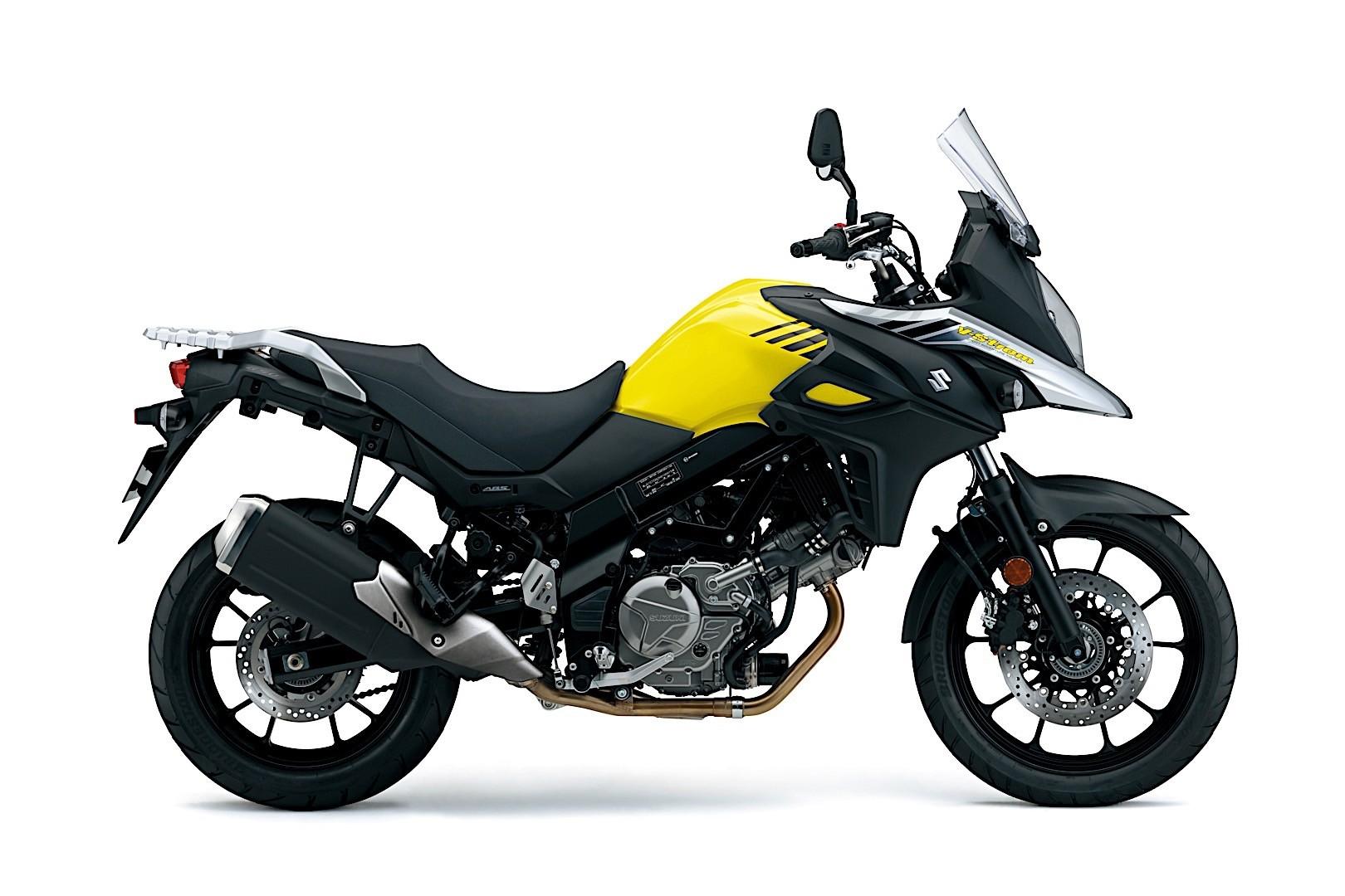 2017 Suzuki V Strom 650 And 1000 Get Updated Autoevolution