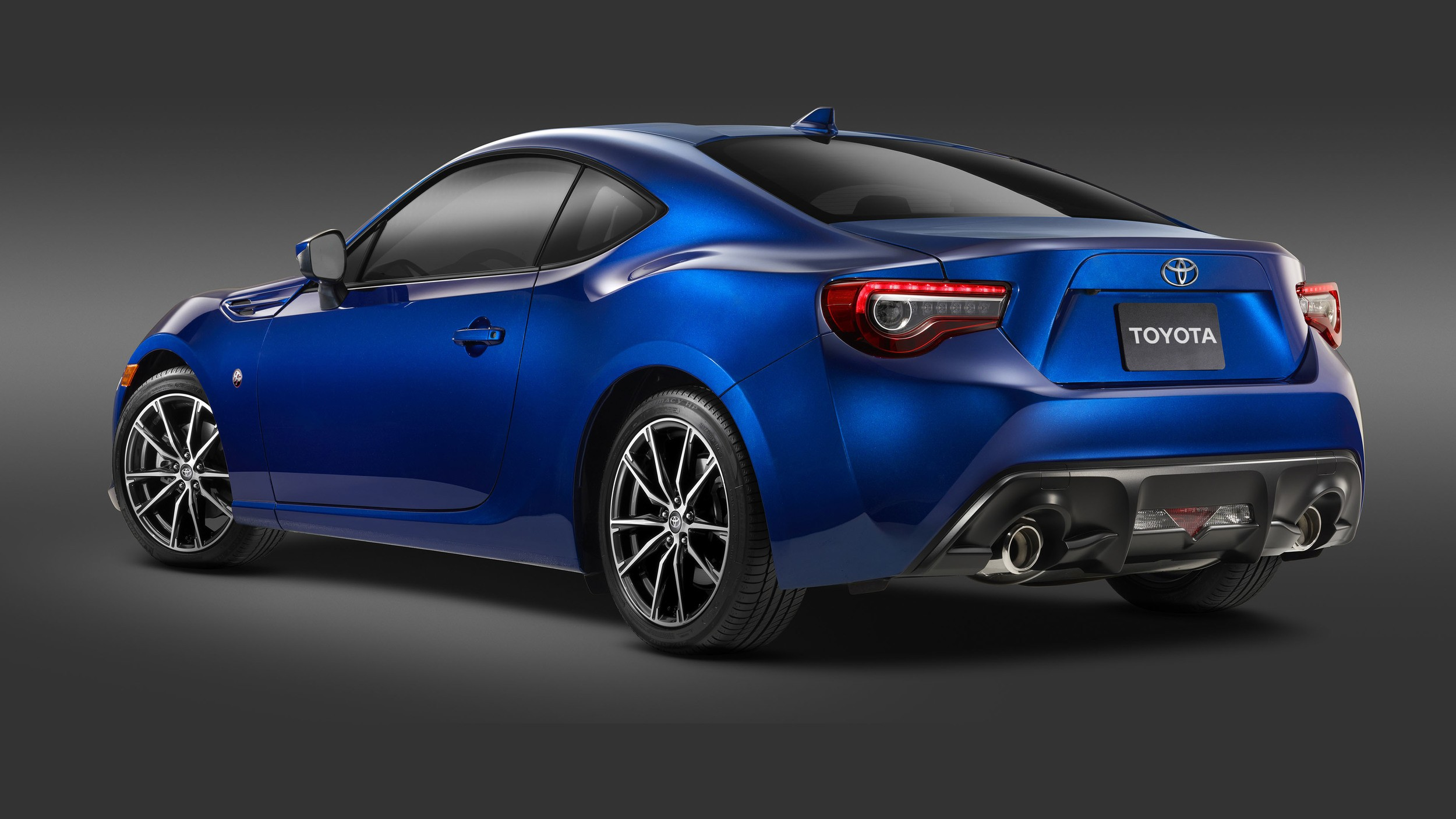 ... 2017 Toyota 86 (Toyota GT86 Facelift)
