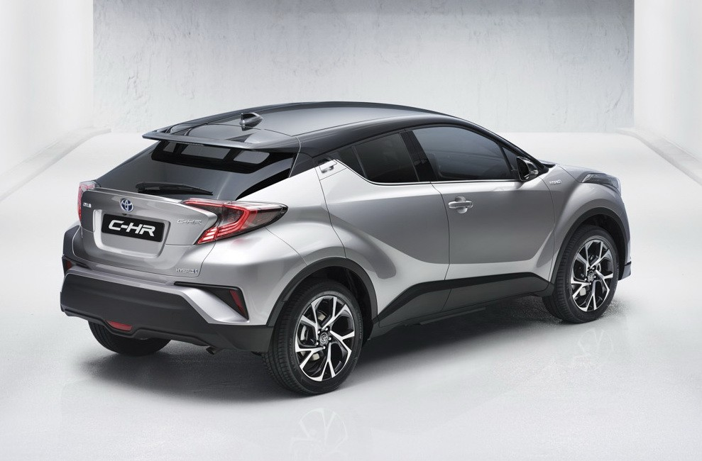Toyota Auris Diesel 2016 >> 2017 Toyota C-HR First Official Photos Hit the Web Ahead of Geneva Debut - autoevolution