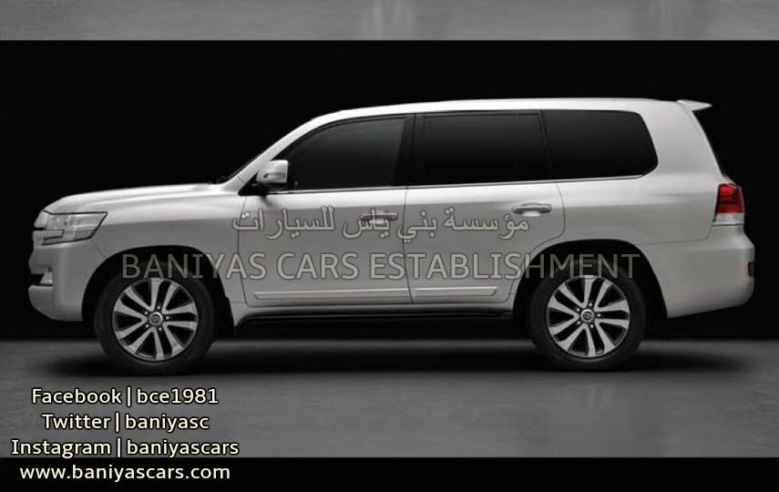 2017 Toyota Land Cruiser and Lexus LX Facelift Leaked in ...