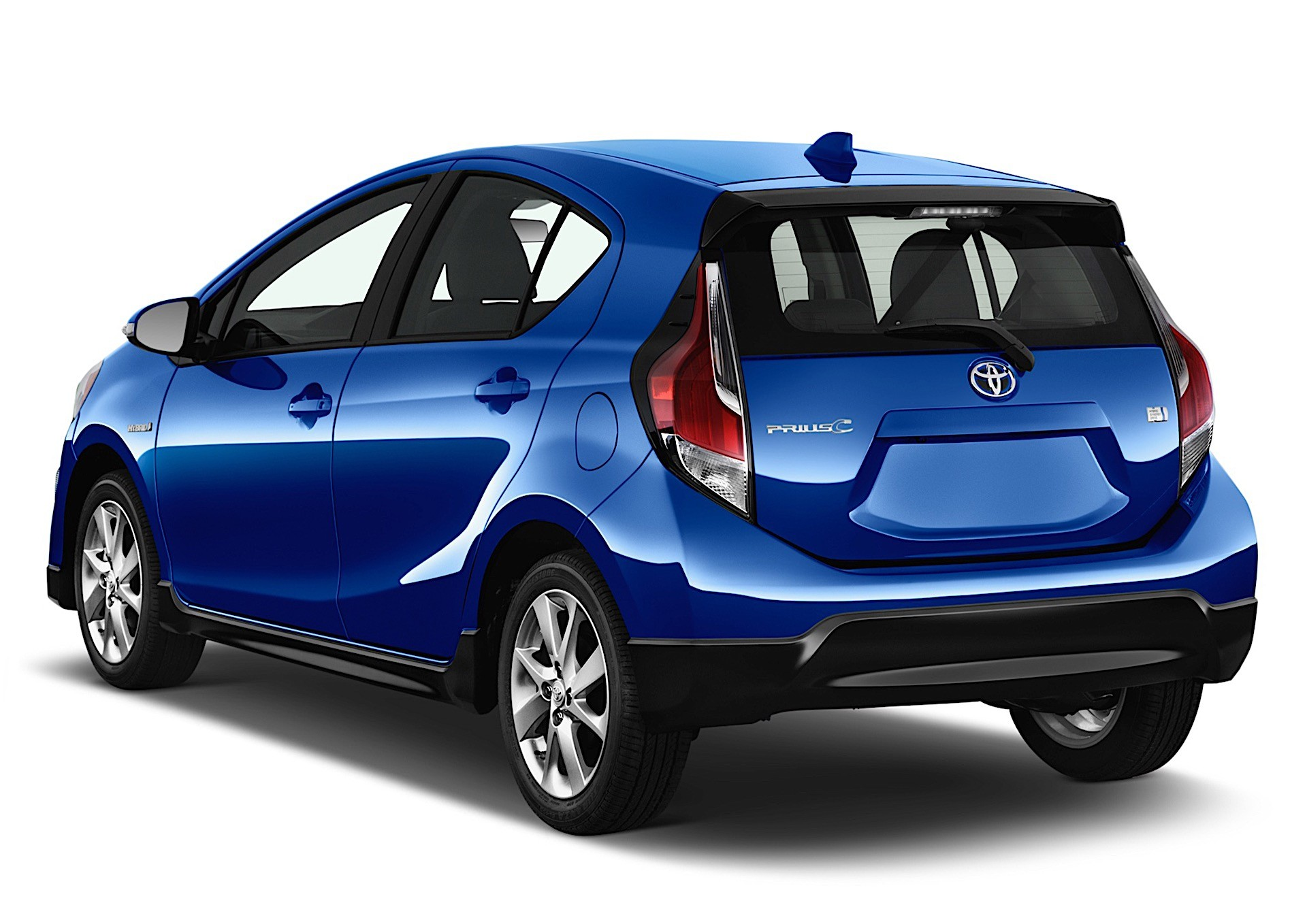 2017 toyota prius c gets advanced driver assist tech as. Black Bedroom Furniture Sets. Home Design Ideas
