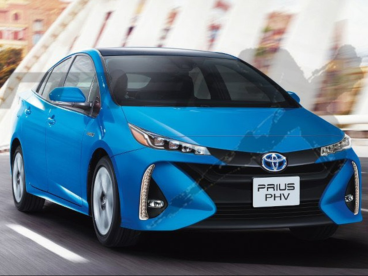 Update Could This Be The 2017 Toyota Prius Plug In Hybrid
