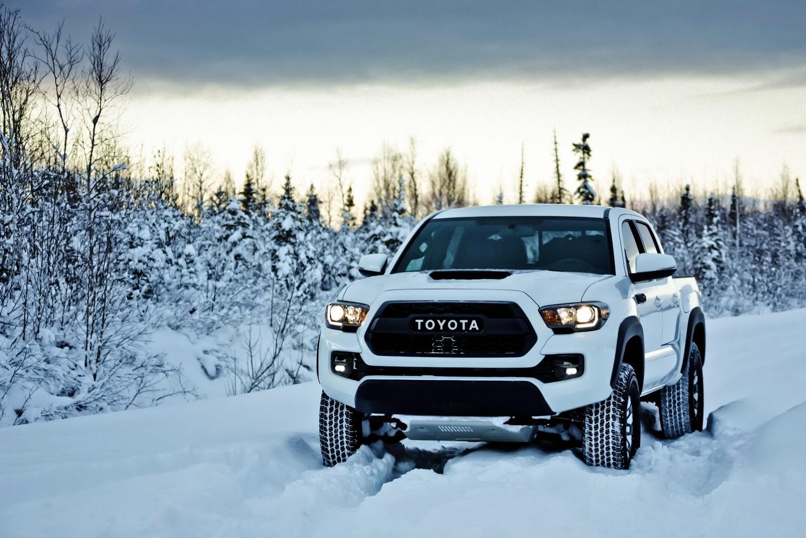 2017 Tacoma Trd Sport Price >> 2017 Toyota Tacoma TRD Pro Starts At $40,760, It's Adventure-Ready - autoevolution