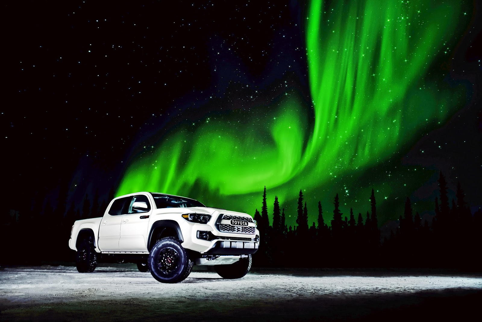 Toyota Tacoma Trd Pro Starts At It S Adventure Ready on Toyota Tacoma