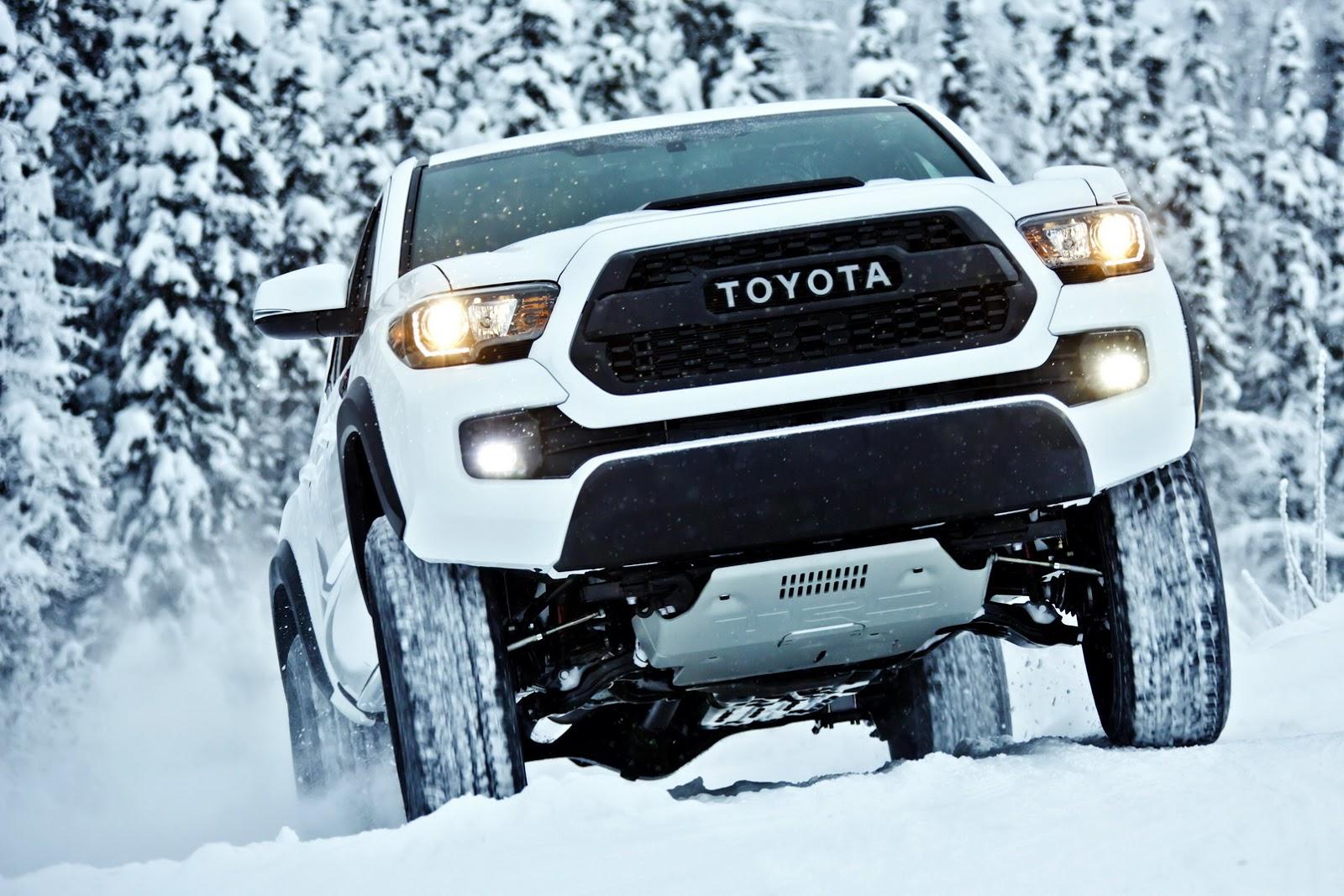 2017 Toyota Tacoma TRD Pro Starts At $40,760, It's ...