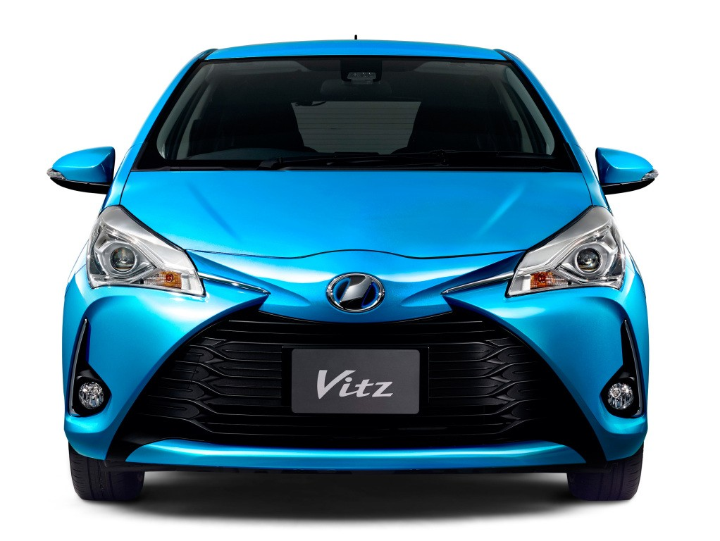 2017 Toyota Yaris Debuts In Japan Gets Turned Into