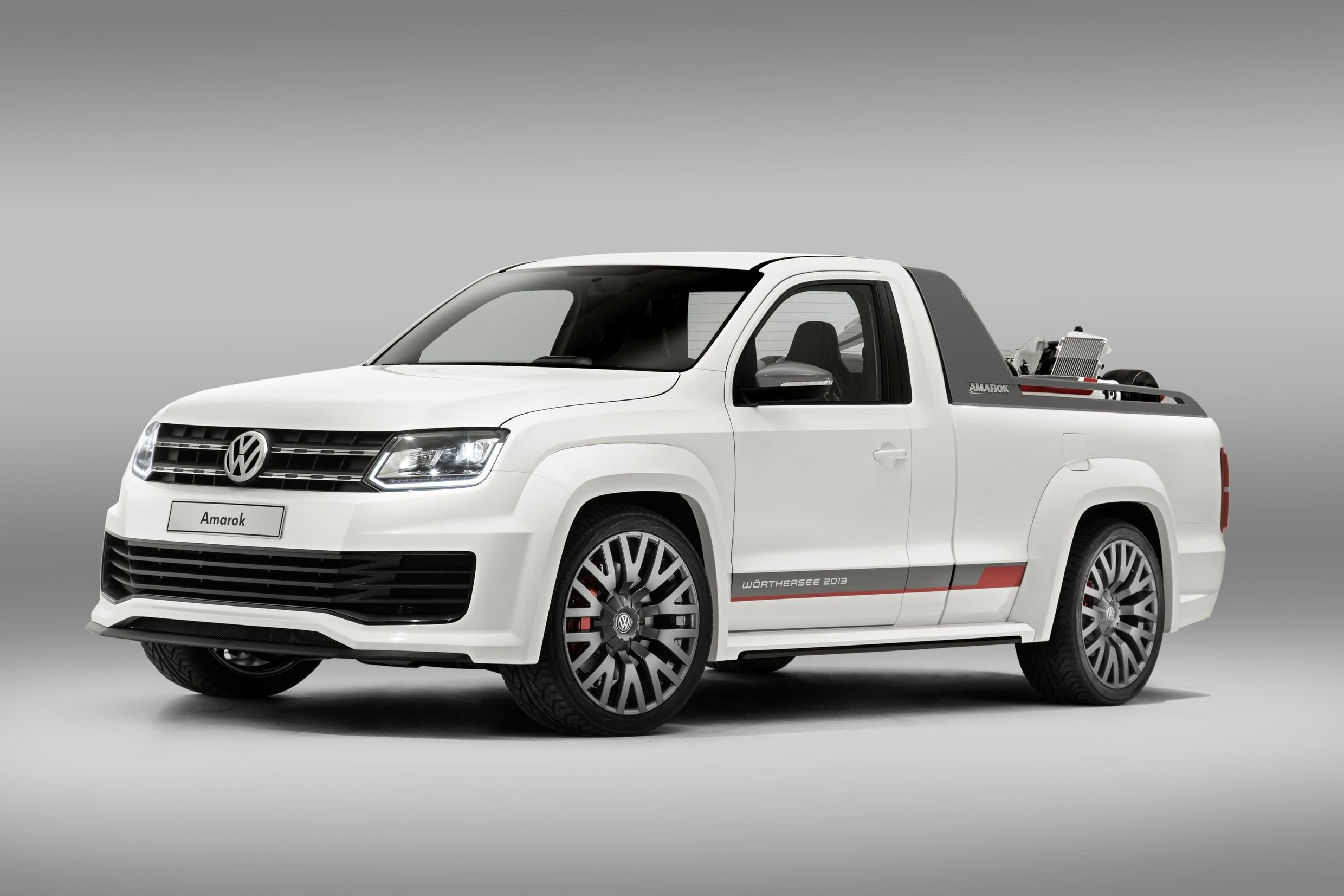 2013 volkswagen amarok power pickup concept