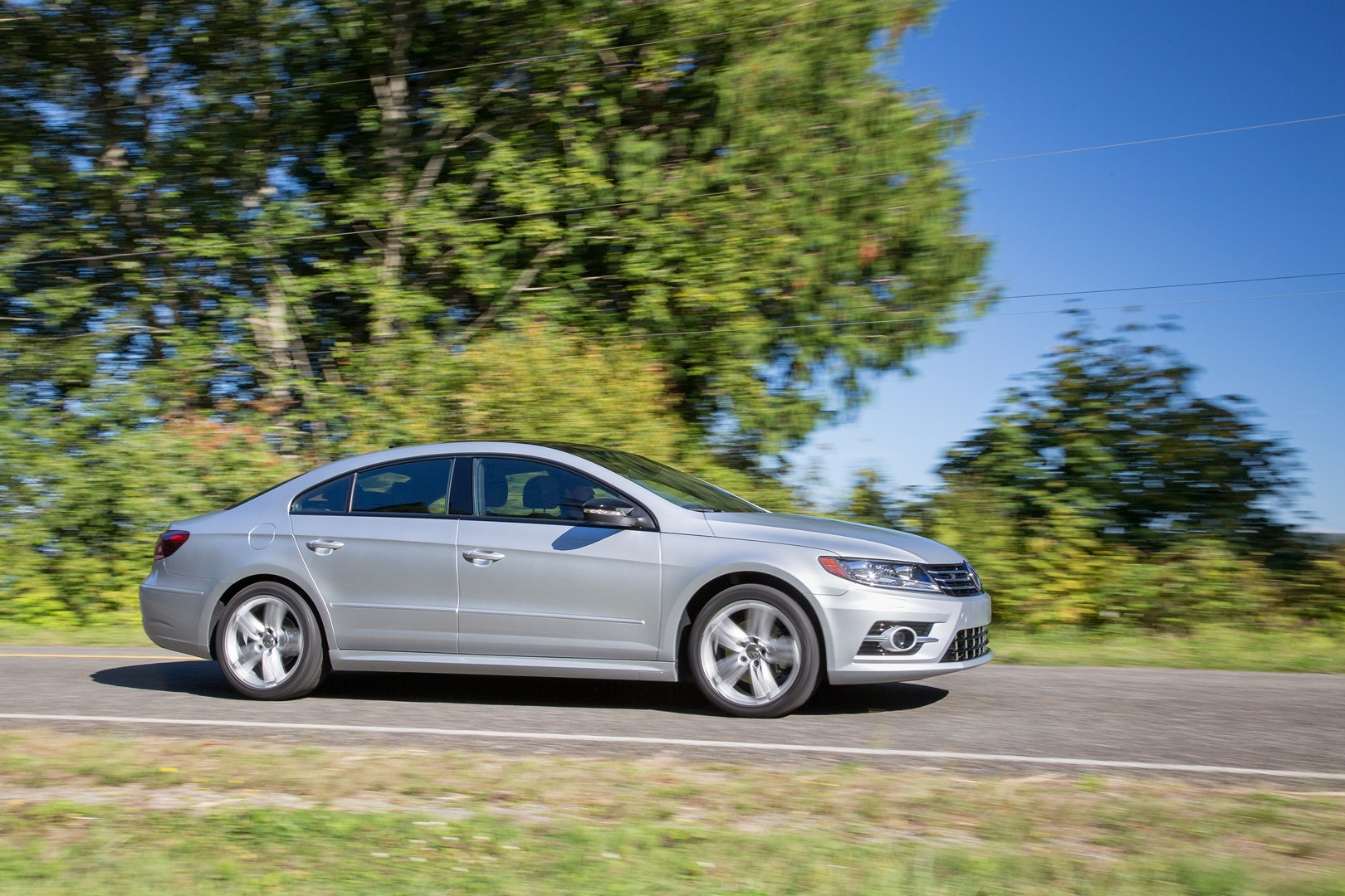 2017 Volkswagen CC Photos and Videos for the US, Gone From German Configurator - autoevolution
