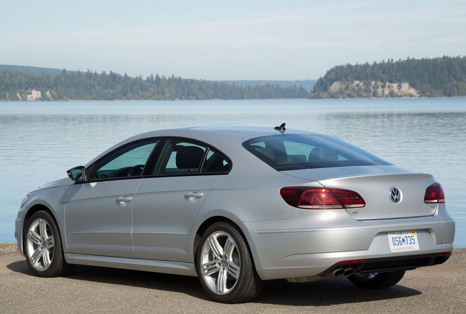 2017 volkswagen cc photos and videos for the us gone from