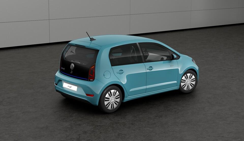 2017 Volkswagen E Up Has Minor Updates And Price Decrease