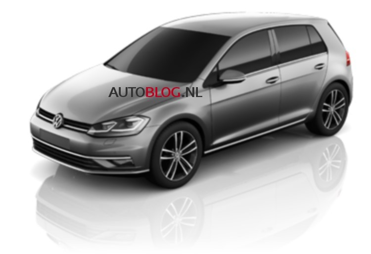 volkswagen golf 8 coming in 2017 will be based on mqb autoevolution. Black Bedroom Furniture Sets. Home Design Ideas