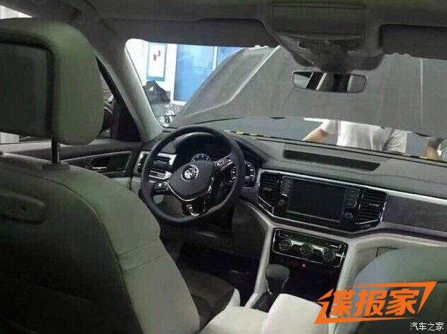 2017 Volkswagen Teramont V6 Seven Seat Suv China Model