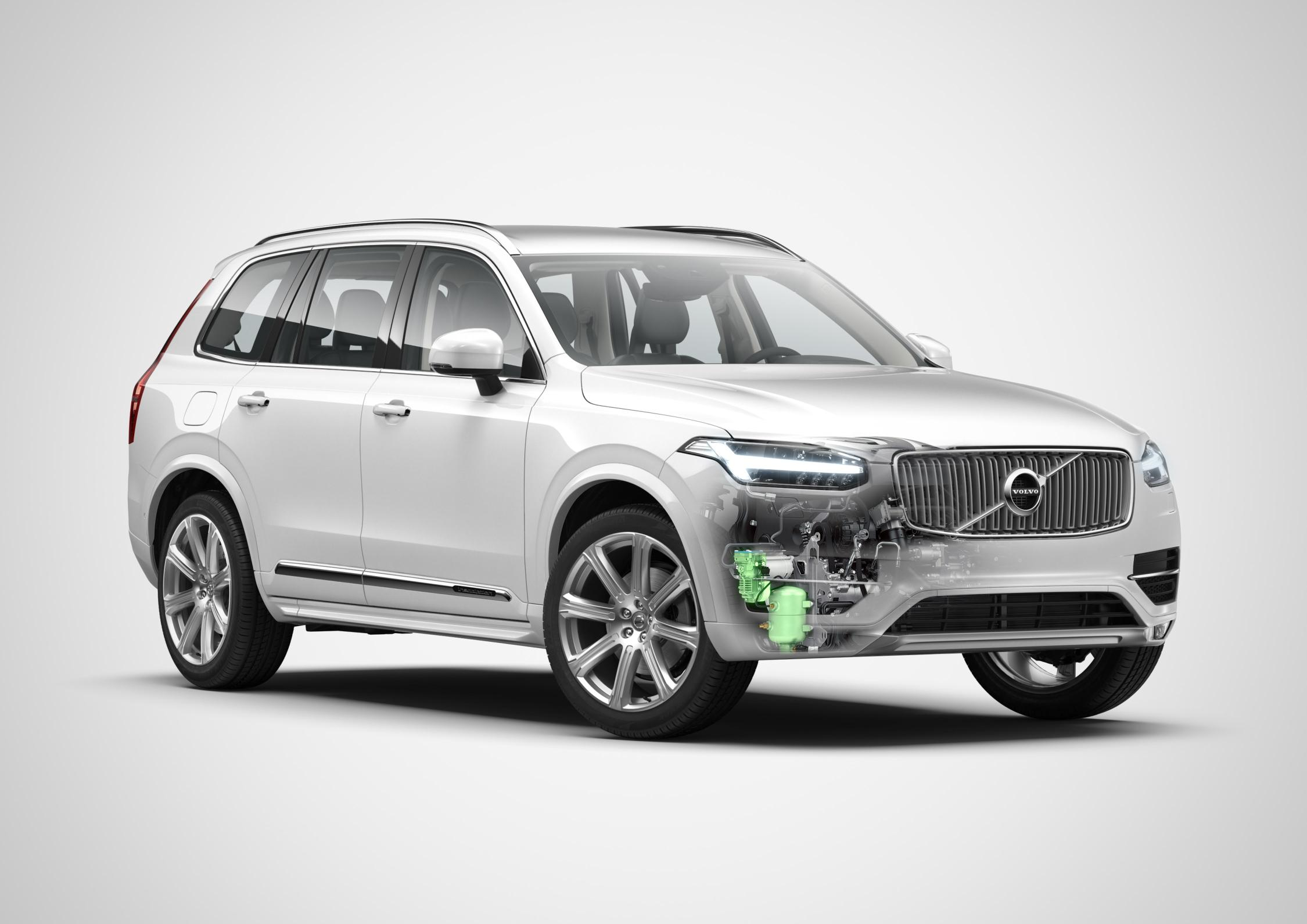 2017 Volvo Updates: XC90 D5 PowerPulse, T5 AWD, S60 Cross Country D3 - autoevolution