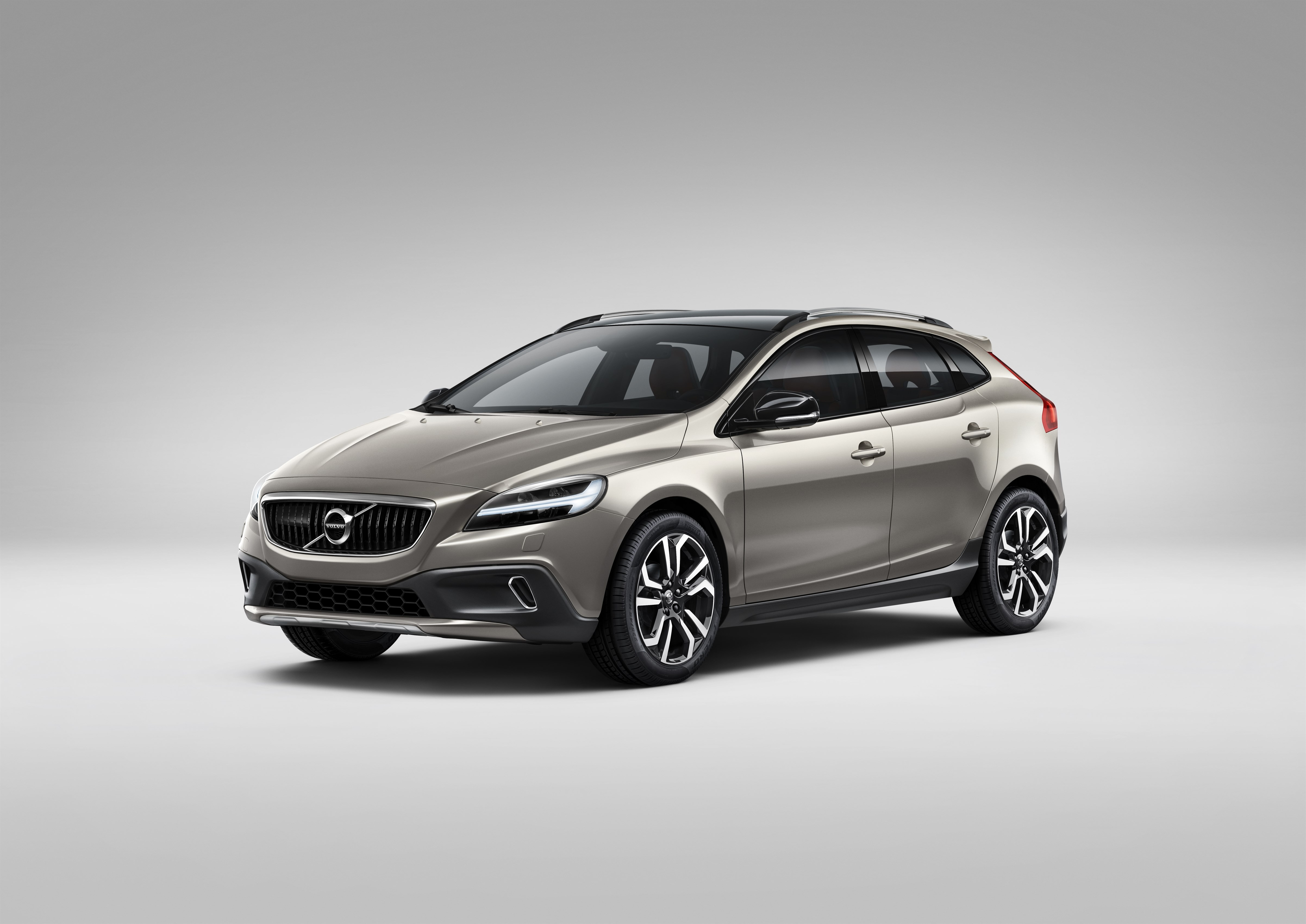 Volvo's CMA Compact Car Plans: New V40 in 2016 and XC40 in ...