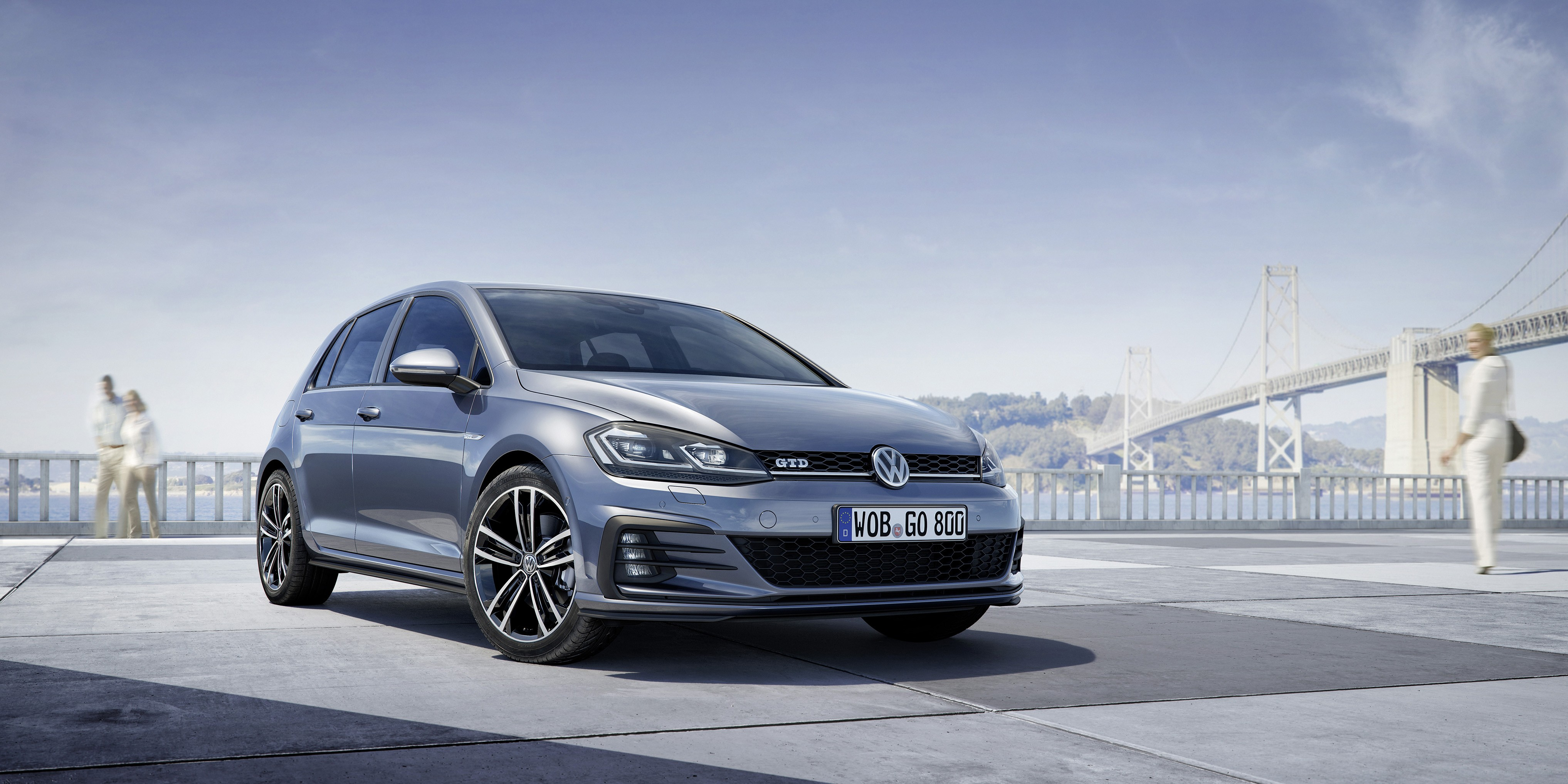 2017 vw golf gte and gtd facelift launched and priced autoevolution. Black Bedroom Furniture Sets. Home Design Ideas