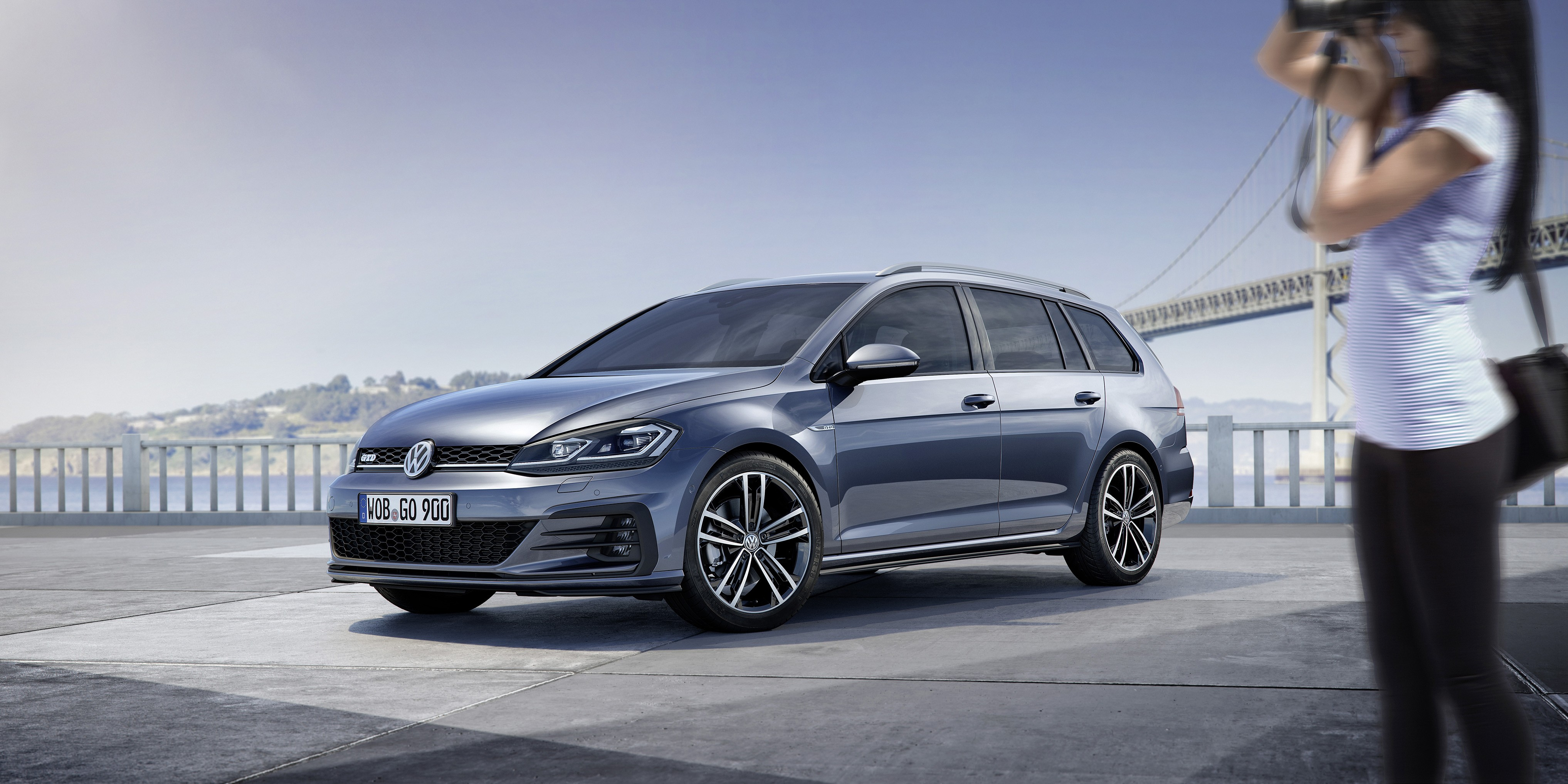 2017 Vw Golf Gte And Gtd Facelift Launched