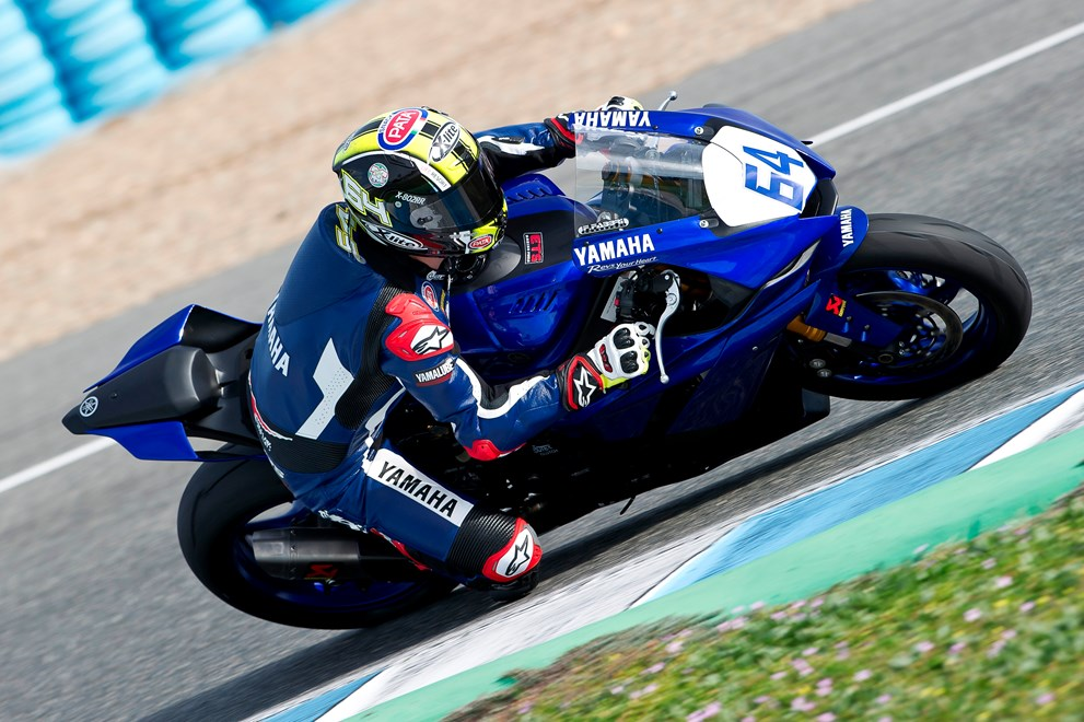 GRT Yamaha WorldSSP Debut 2017