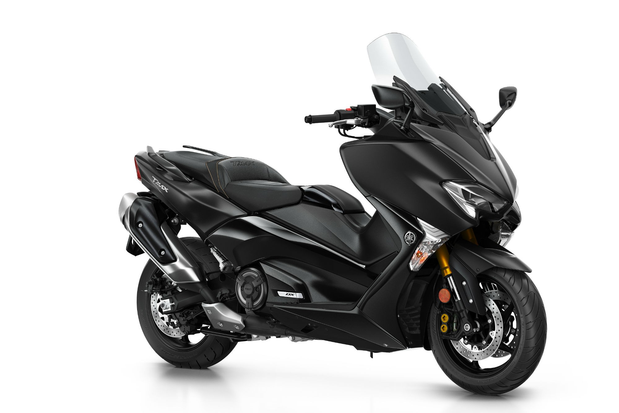 2017 Yamaha TMAX Scooter Presented for Europe - autoevolution