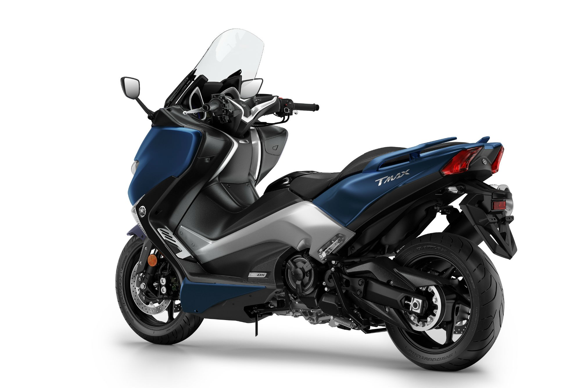 2017 Yamaha Tmax Scooter Presented For Europe Autoevolution