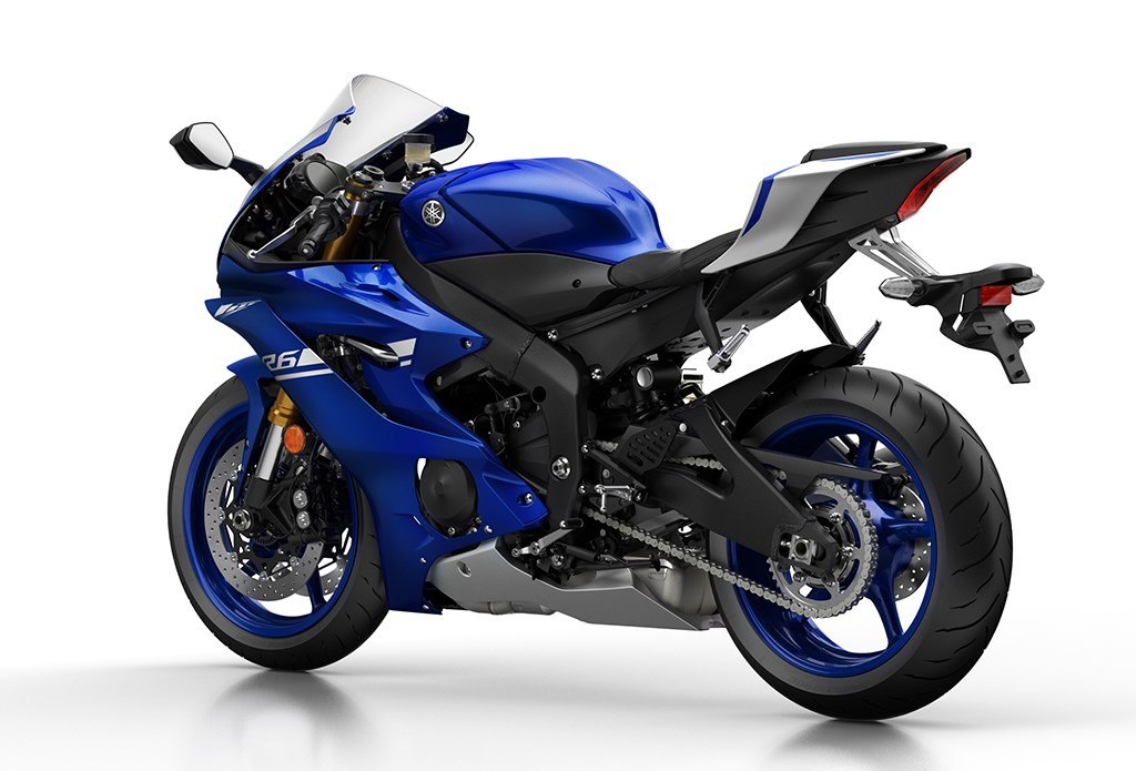 2017 yamaha yzf r6 price and specs revealed autoevolution. Black Bedroom Furniture Sets. Home Design Ideas