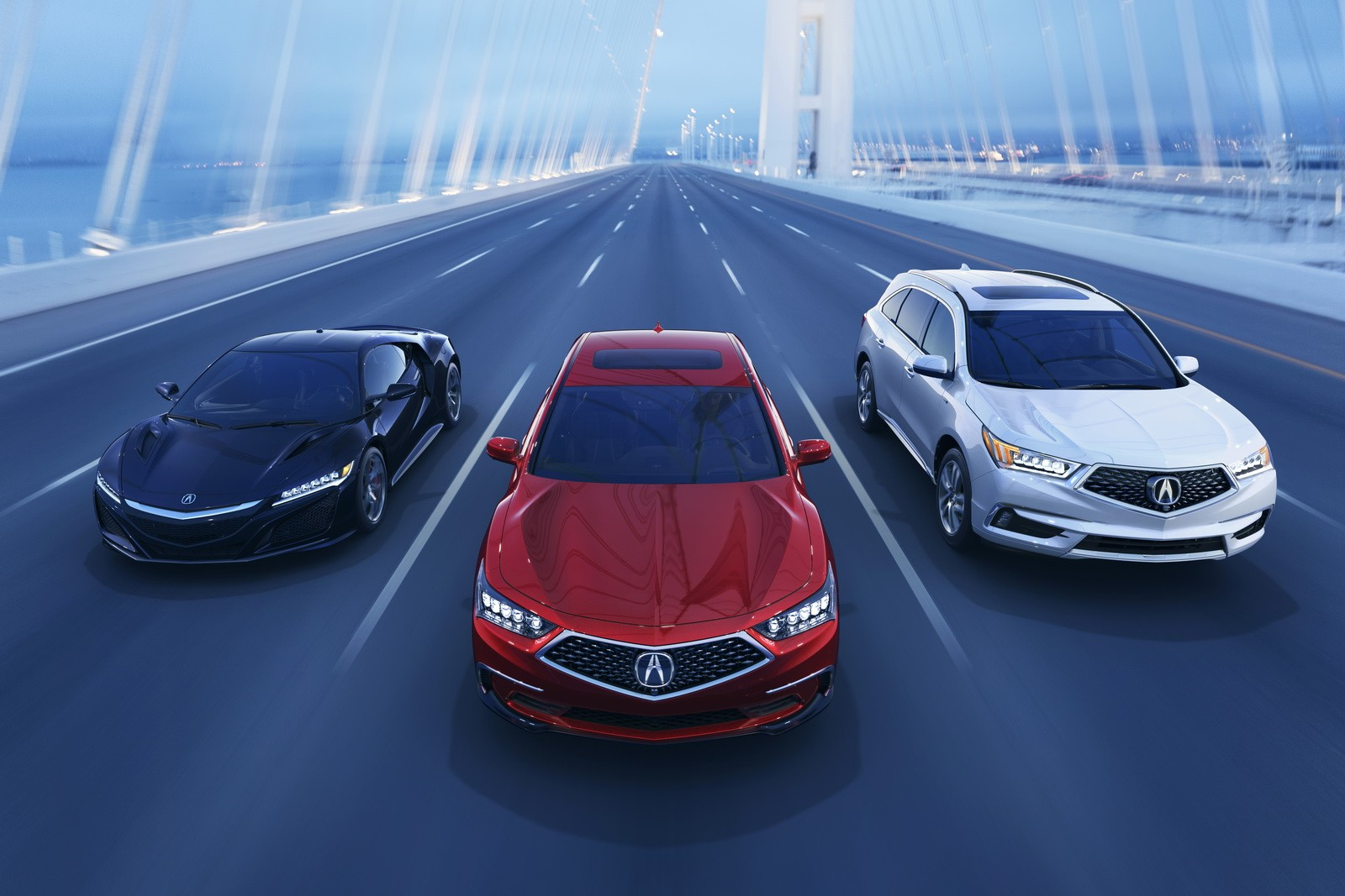 Mdx Sport Hybrid >> 2018 Acura RLX Adds Fresh Styling, 10-Speed Automatic Transmission - autoevolution