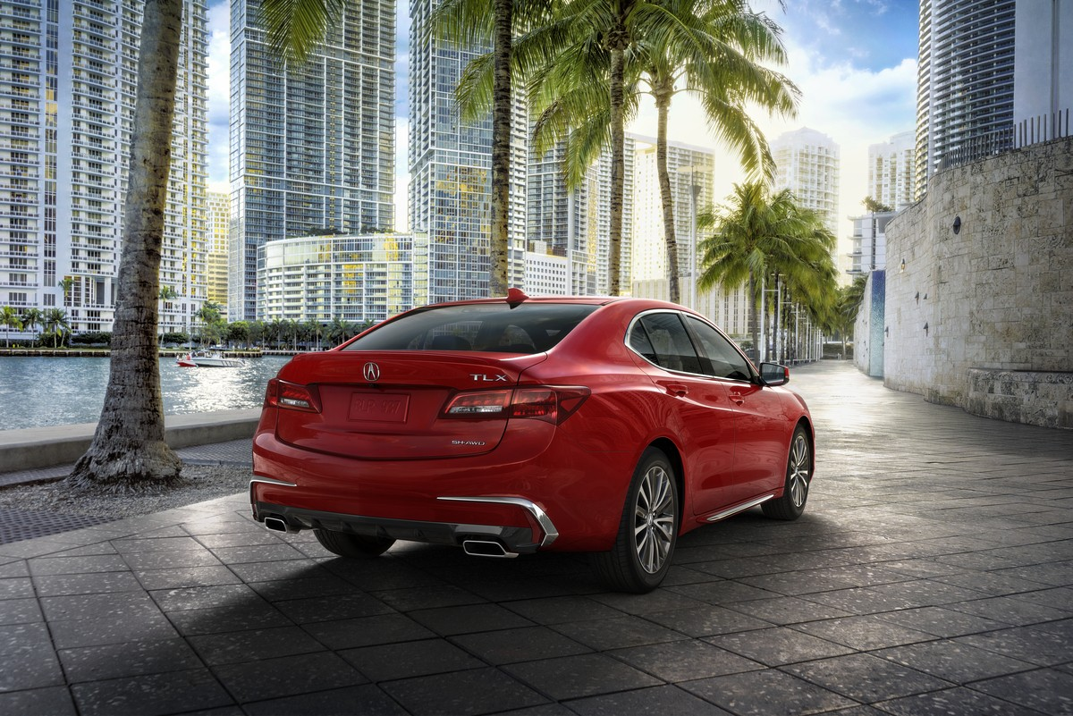 2018 acura tlx gains performance oriented a spec model. Black Bedroom Furniture Sets. Home Design Ideas