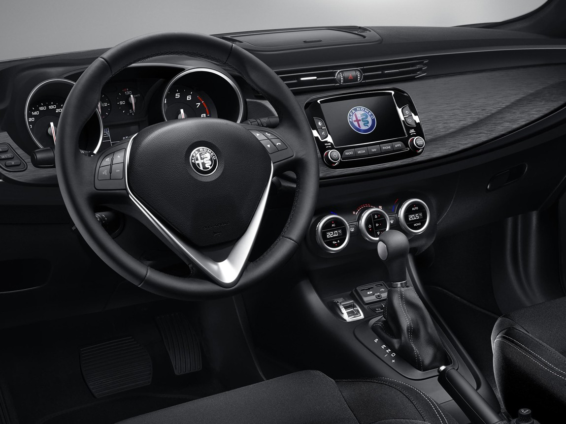 2018 Alfa Romeo Giulietta Quadrifoglio Rendered Looks Like A Squashed Stelvio Autoevolution