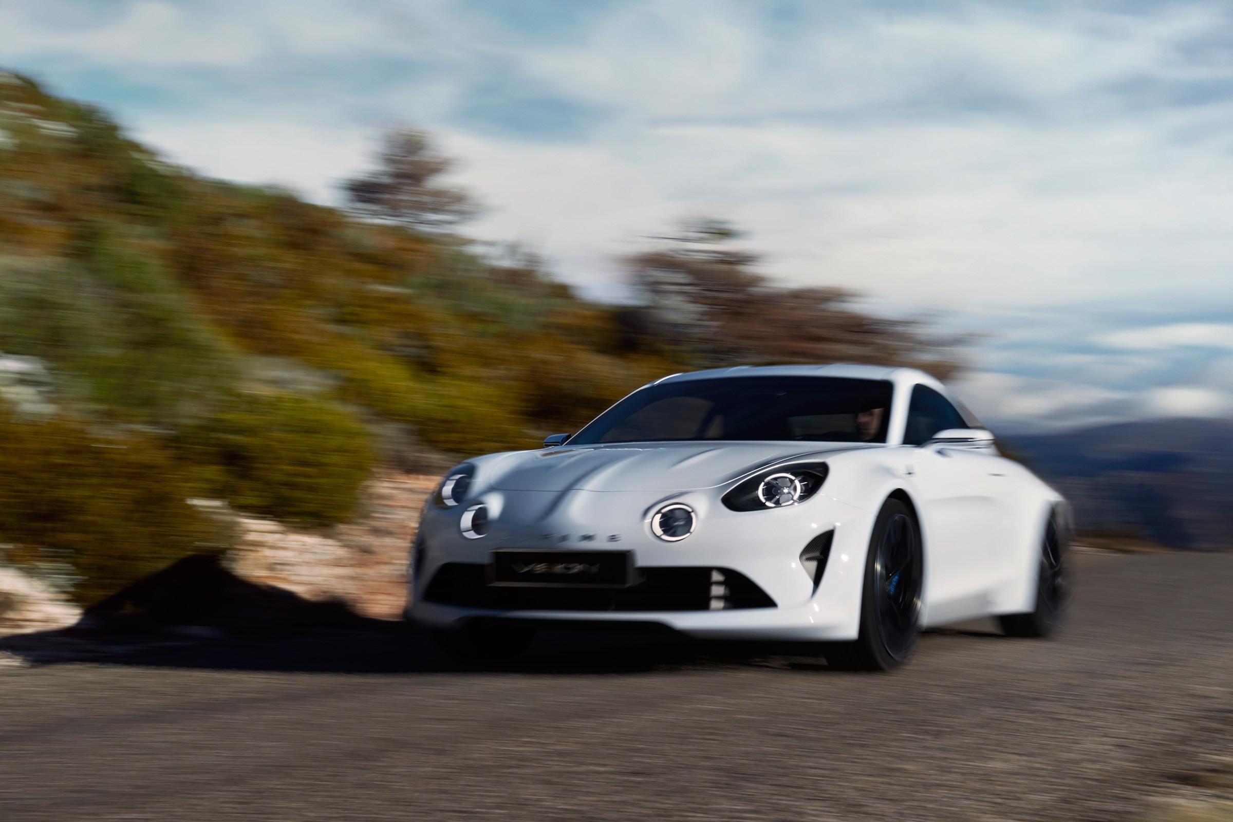 nouvelle renault 2018. Delighful Nouvelle Alpine Vision Concept To Nouvelle Renault 2018