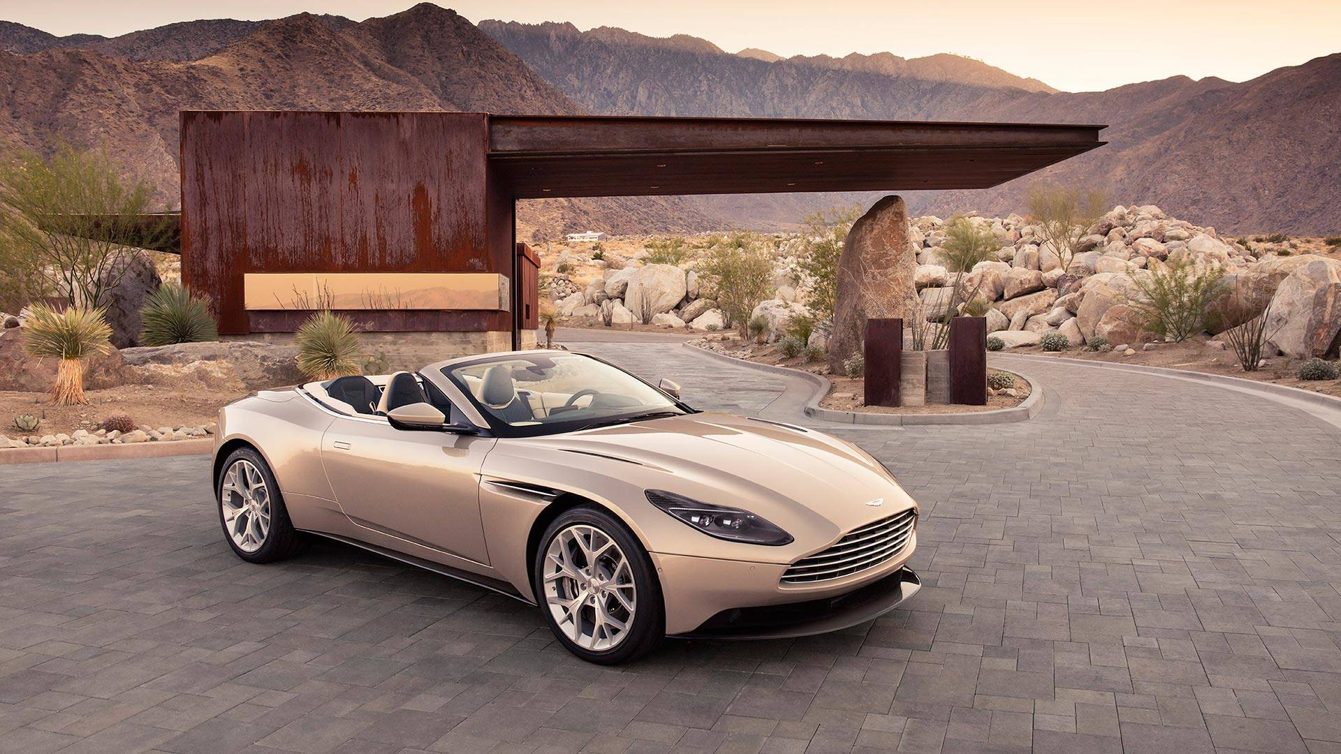 2018 Aston Martin DB11 Volante Goes Official With Twin ...