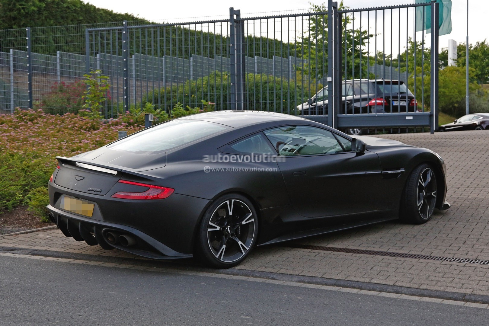 aston martin db9 or v8 vantage html with 2018 Aston Martin Vanquish S Spied For The First Time 109359 on Aston Martin Dbs 2008 additionally Aston Martin One 77 Wallpaper Black 1 together with Photos also Rubber Button Cover likewise 43908.